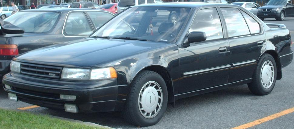 File:'89-'91 Nissan Maxima.jpg - Wikimedia Commons