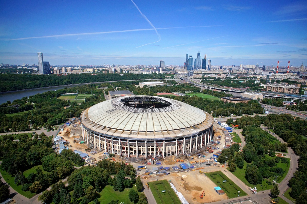 list of football stadiums in russia wikipedia