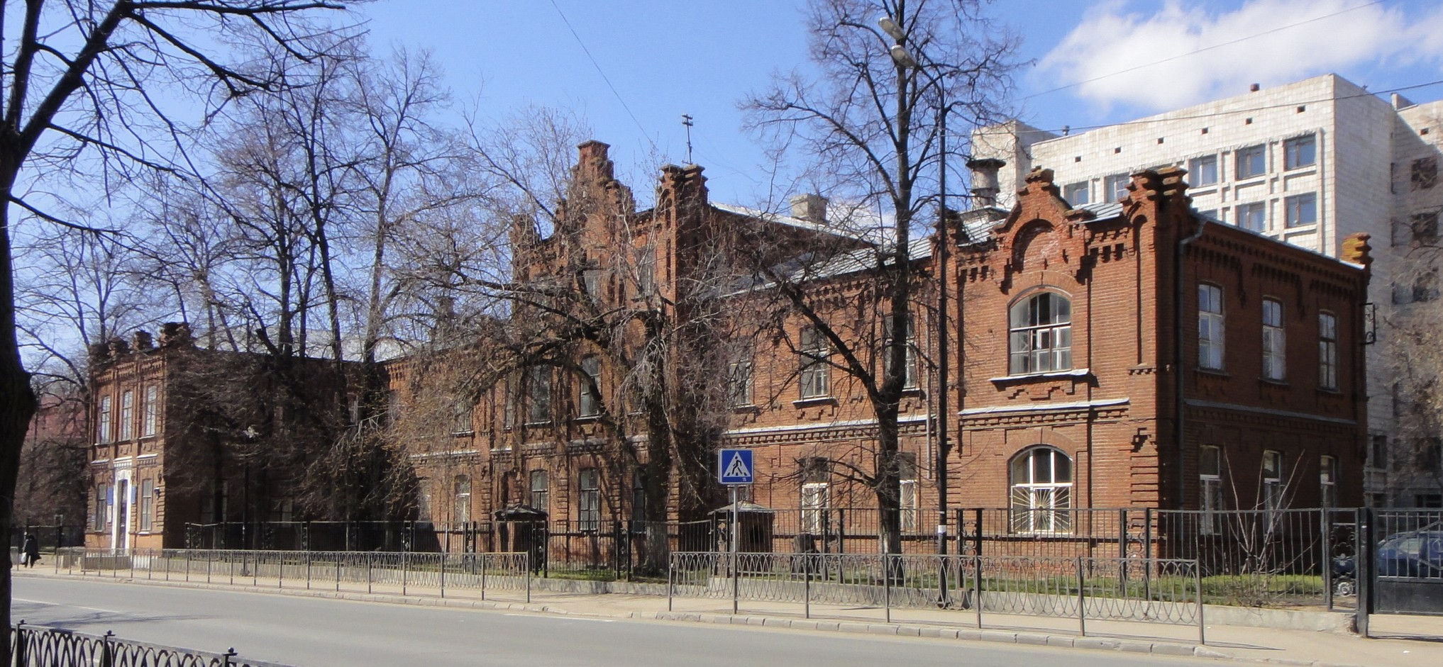 Нижний новгород поликлиника 2 тургенева