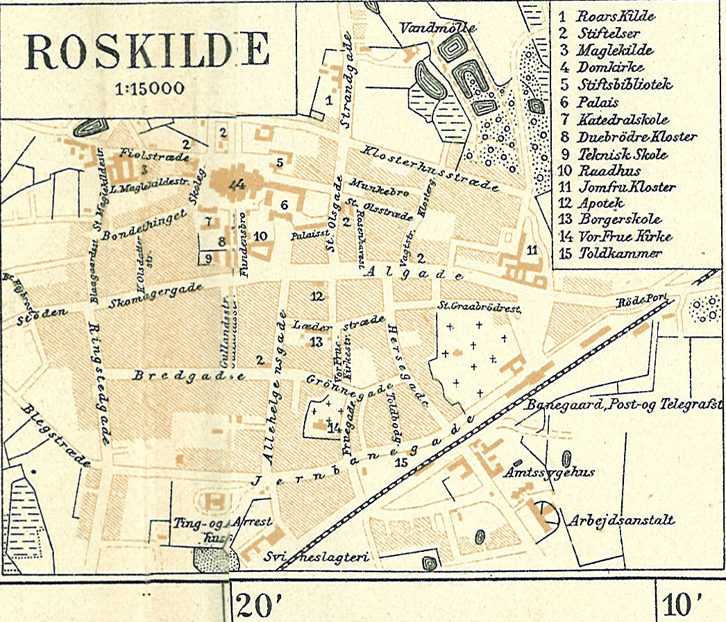 File Roskilde 1900 Jpg Wikimedia Commons