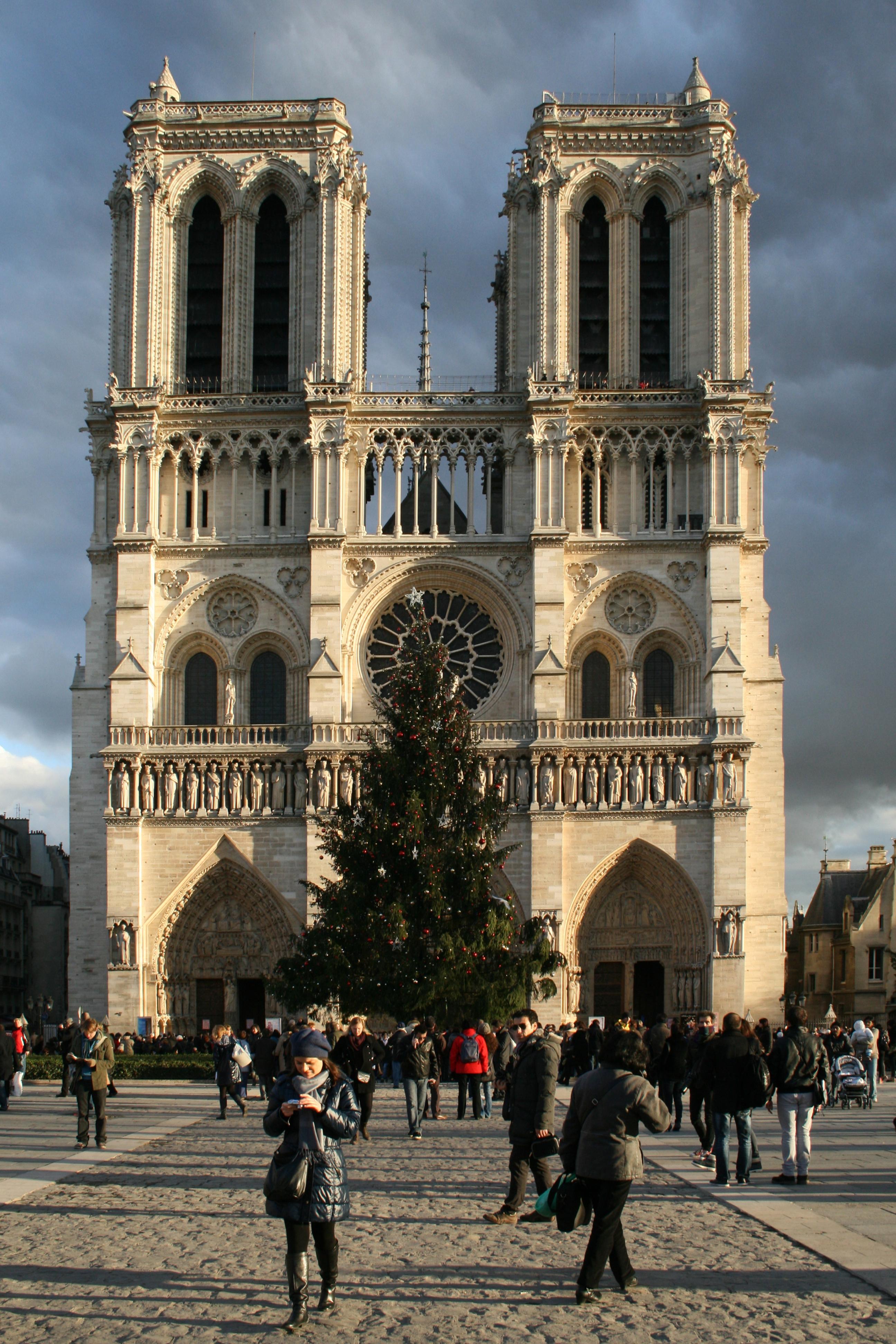 Image Cathédrale Notre Dame de Paris File:0 Cathédrale Notre-dame
