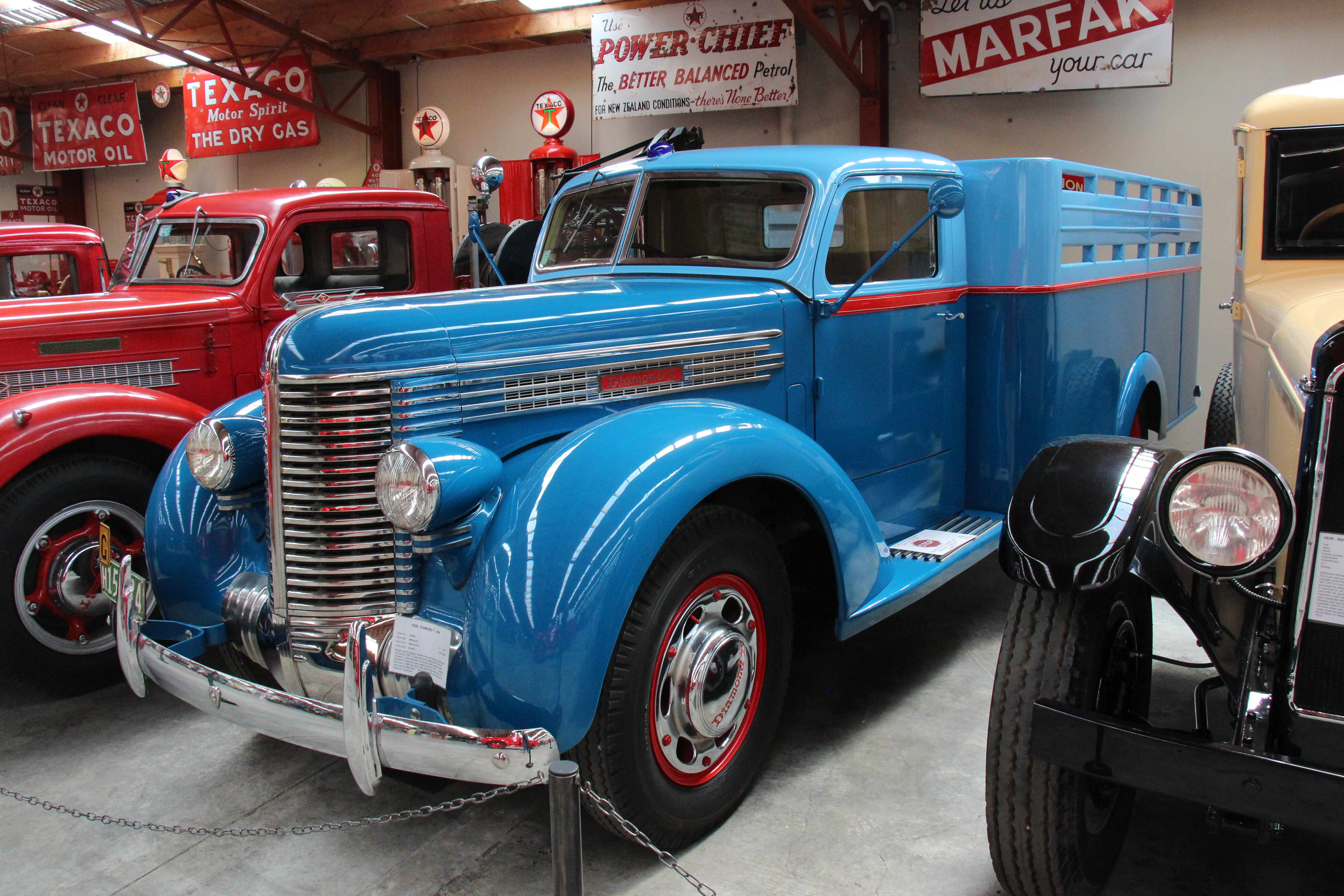 File 1939 Diamond T 404 Truck 30766714055 Jpg Wikimedia Commons