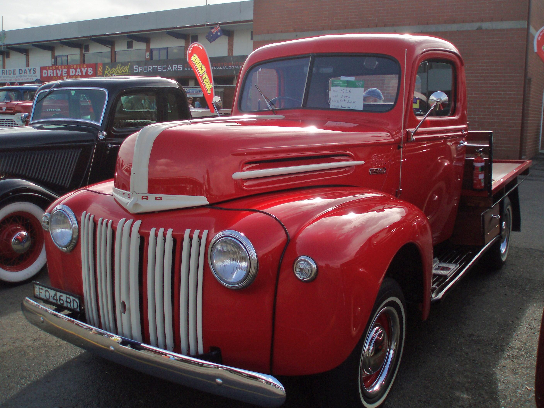 File 1946 Ford Truck 5125713624 Jpg Wikimedia Commons