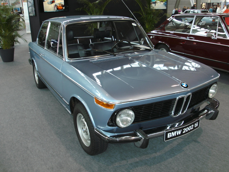 1974 Bmw 2002 Tii Thxsiempre