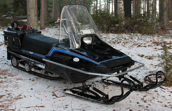 Kawasaki Snowmobile For Sale