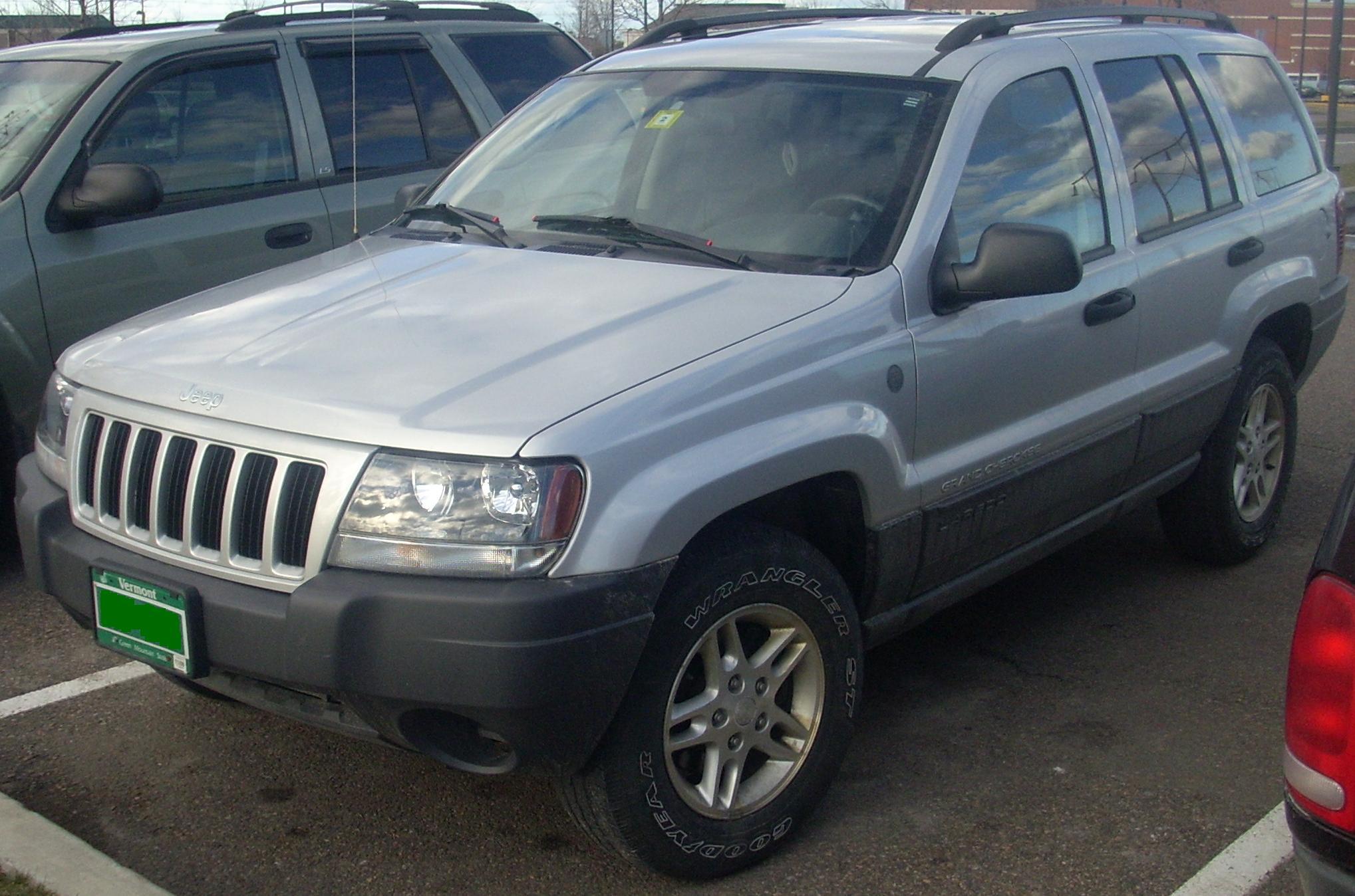 File:2004 Jeep Grand Cherokee.jpg - Wikimedia Commons