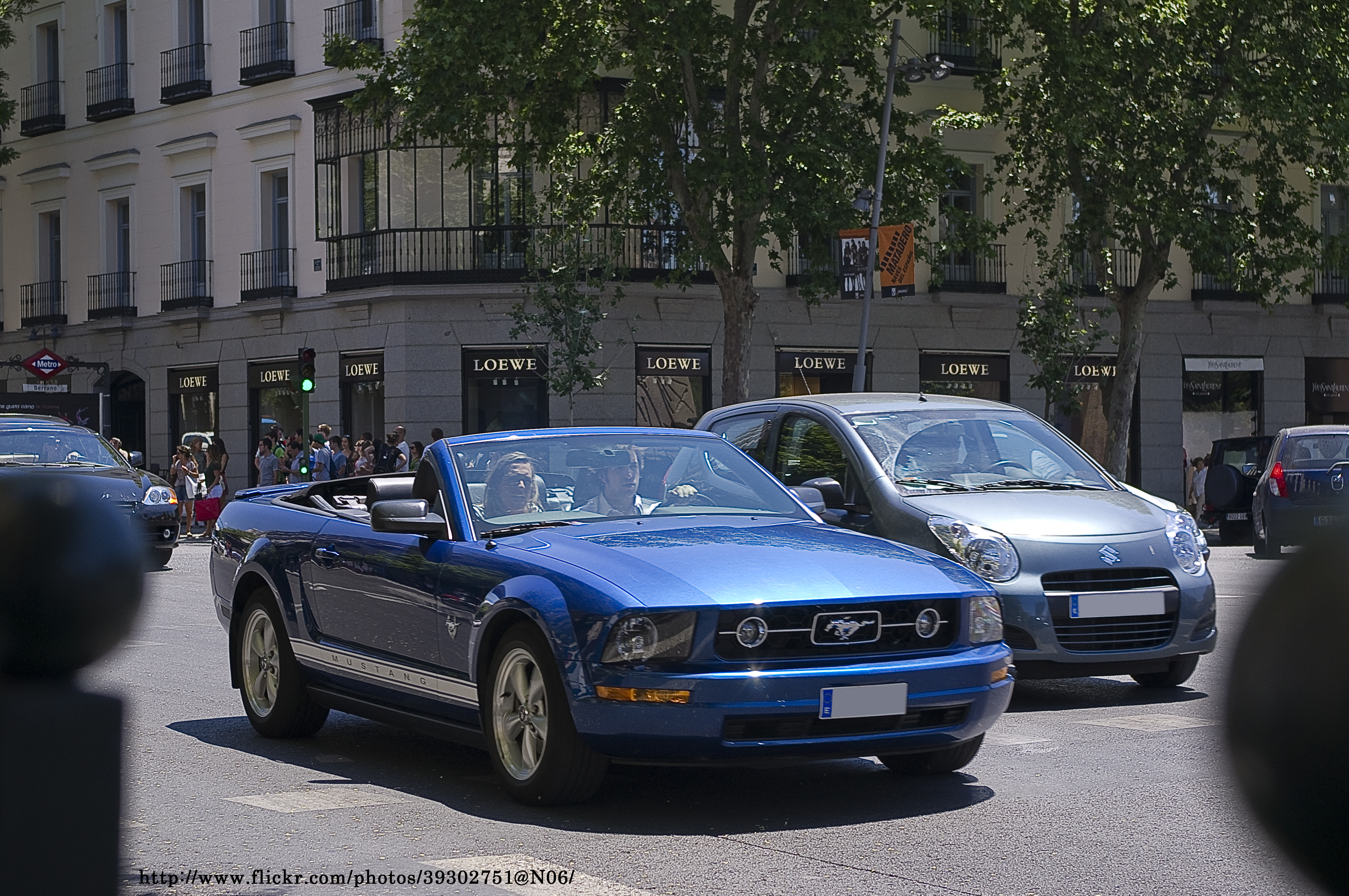 File 2009 Ford Mustang GT Convertible Wikimedia