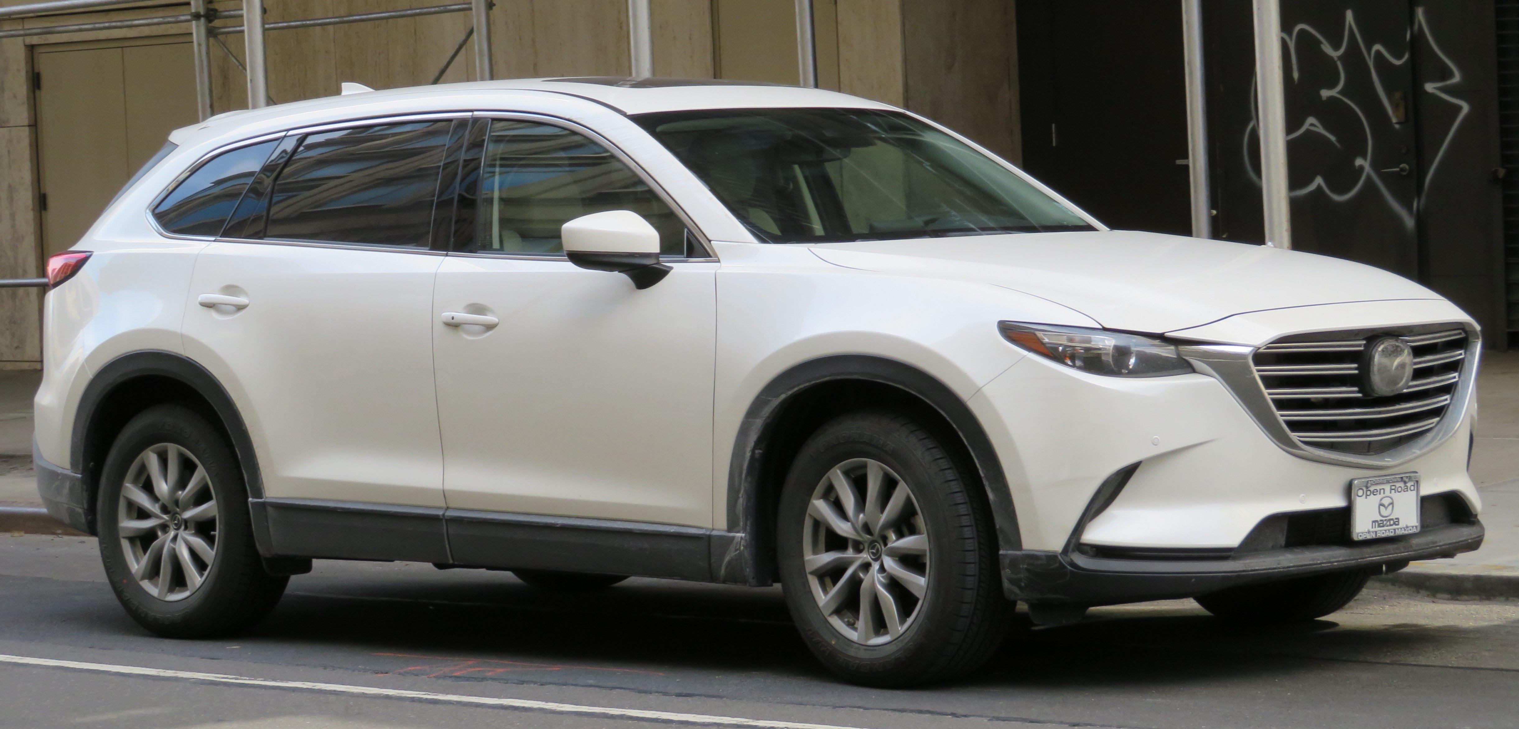 Mazda Cx 9 >> Mazda Cx 9 Wikipedia