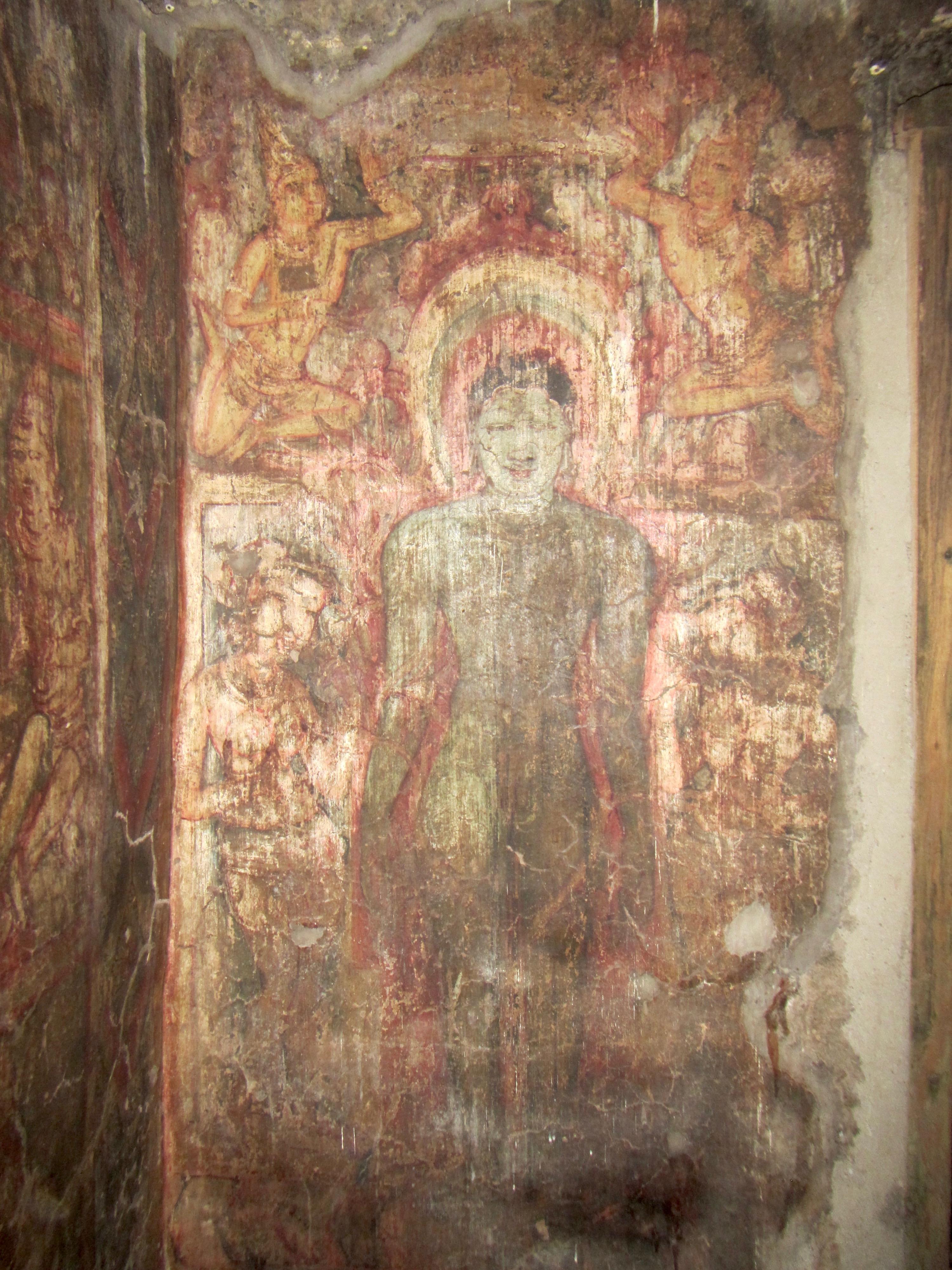 Paintings of Ellora Caves