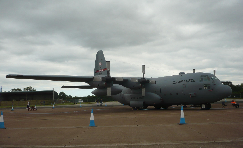 C-130H at RIAT 2010.