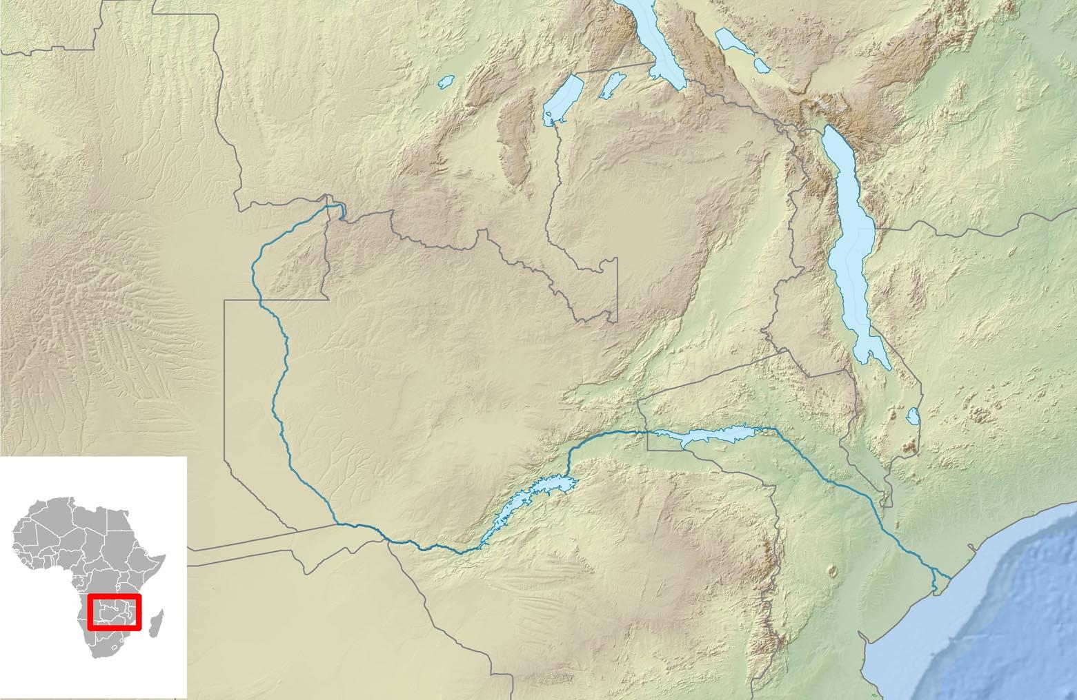 Victoria Falls Wikipedia
