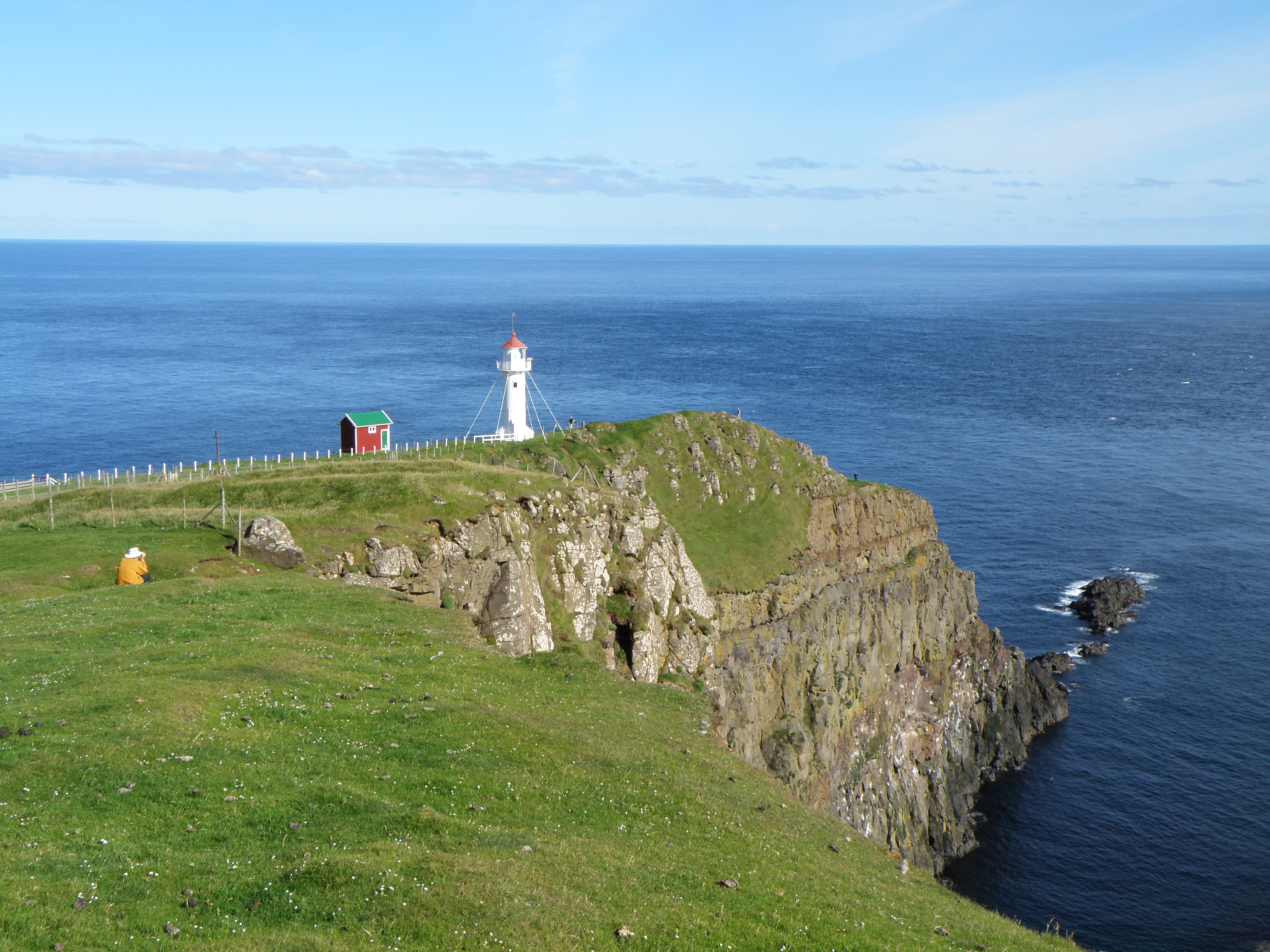 File:Akraberg Lighthouse, Suduroy, Faroe Islands.JPG ...