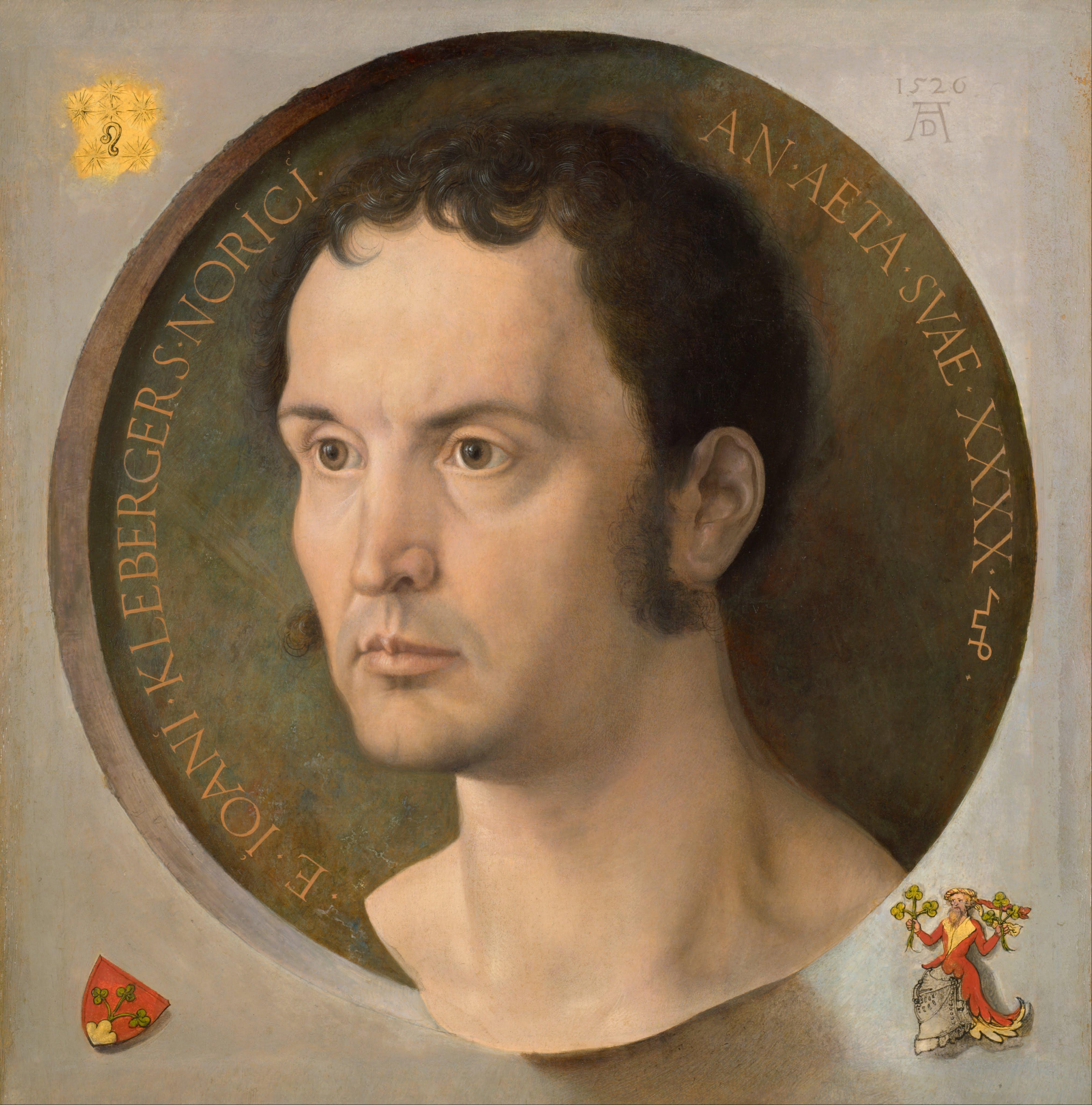 durer albrecht renaissance paintings kloebeger conspiracies astrology sign of leo