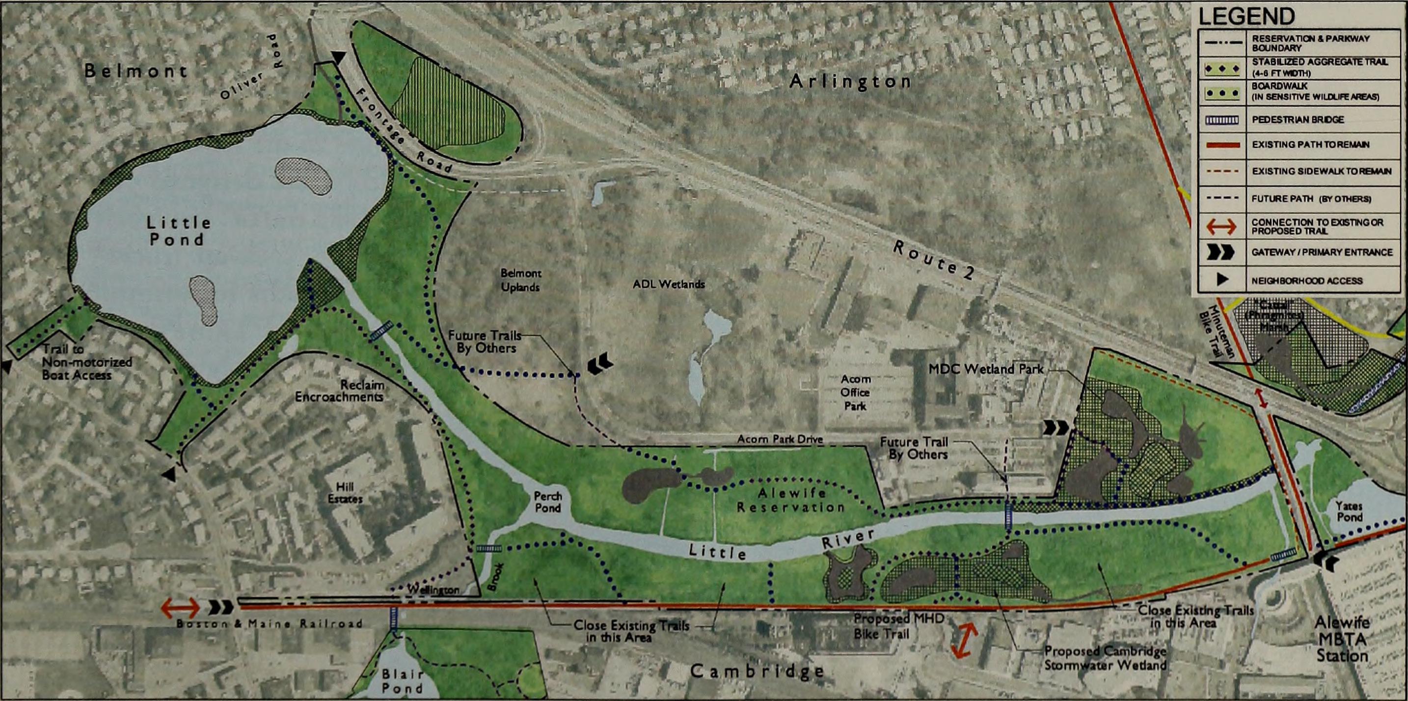 2003 Master Plan Brook Master Plan 2003