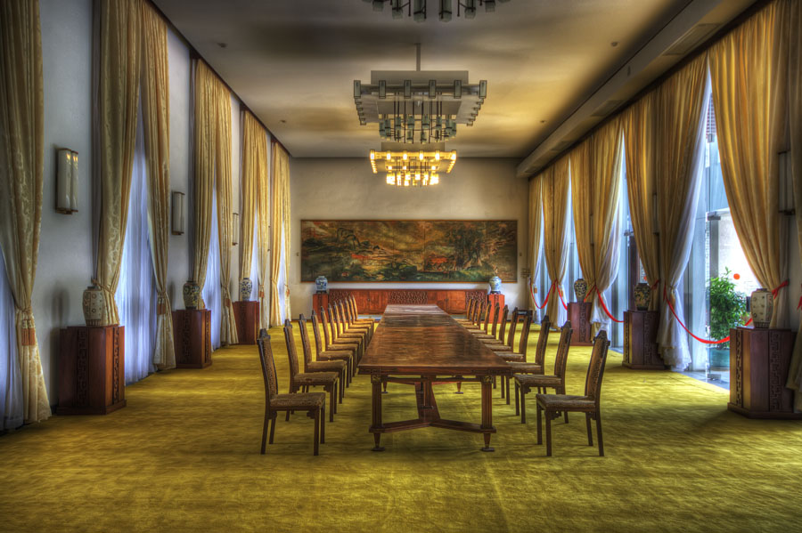 FileAn Old Meeting Room Jpg Wikimedia Commons - Old conference table