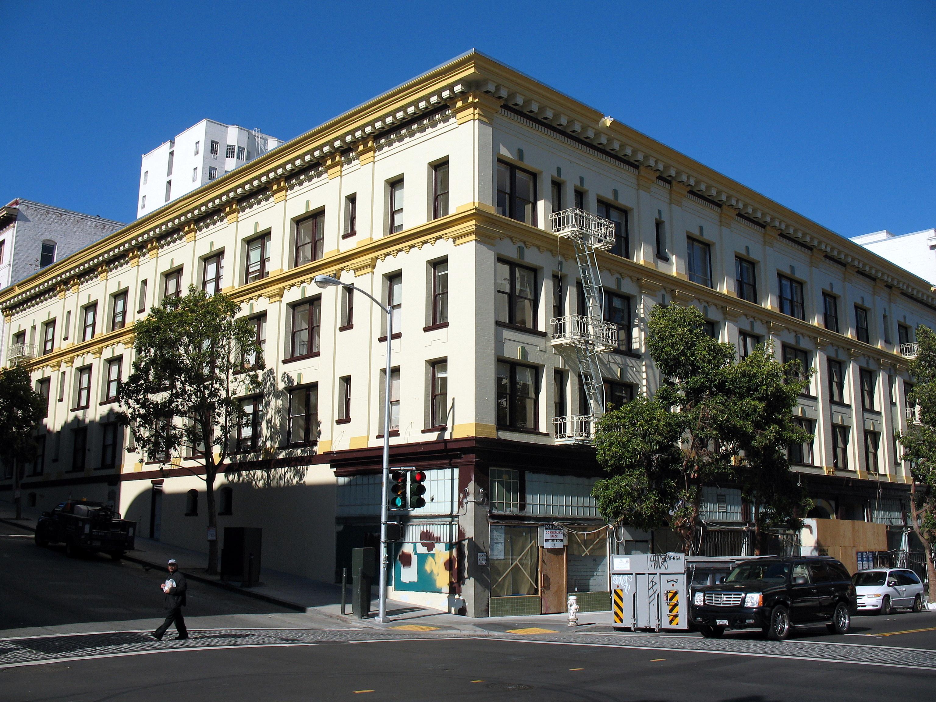Ellis Hotel San Francisco