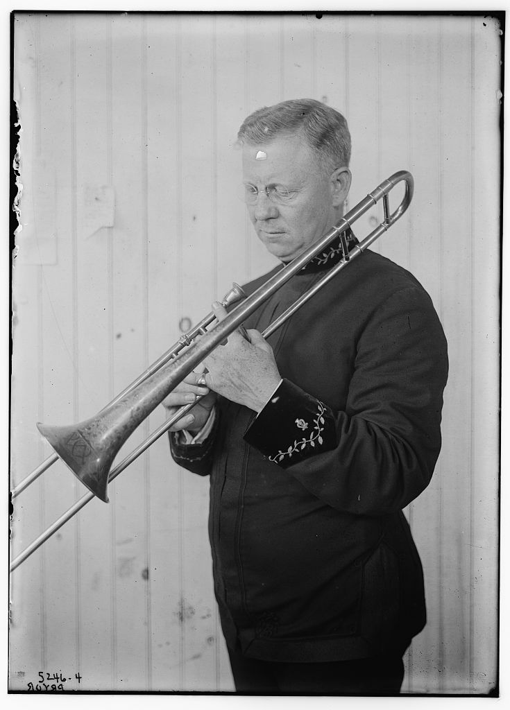 Photograph of Arthur Pryor