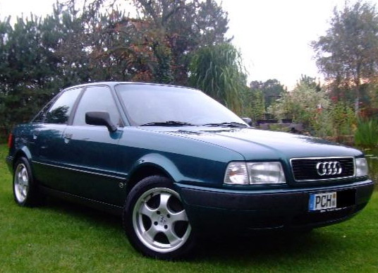 File Audi 80 B4 2 0 Bj 1992 Jpg Wikimedia Commons