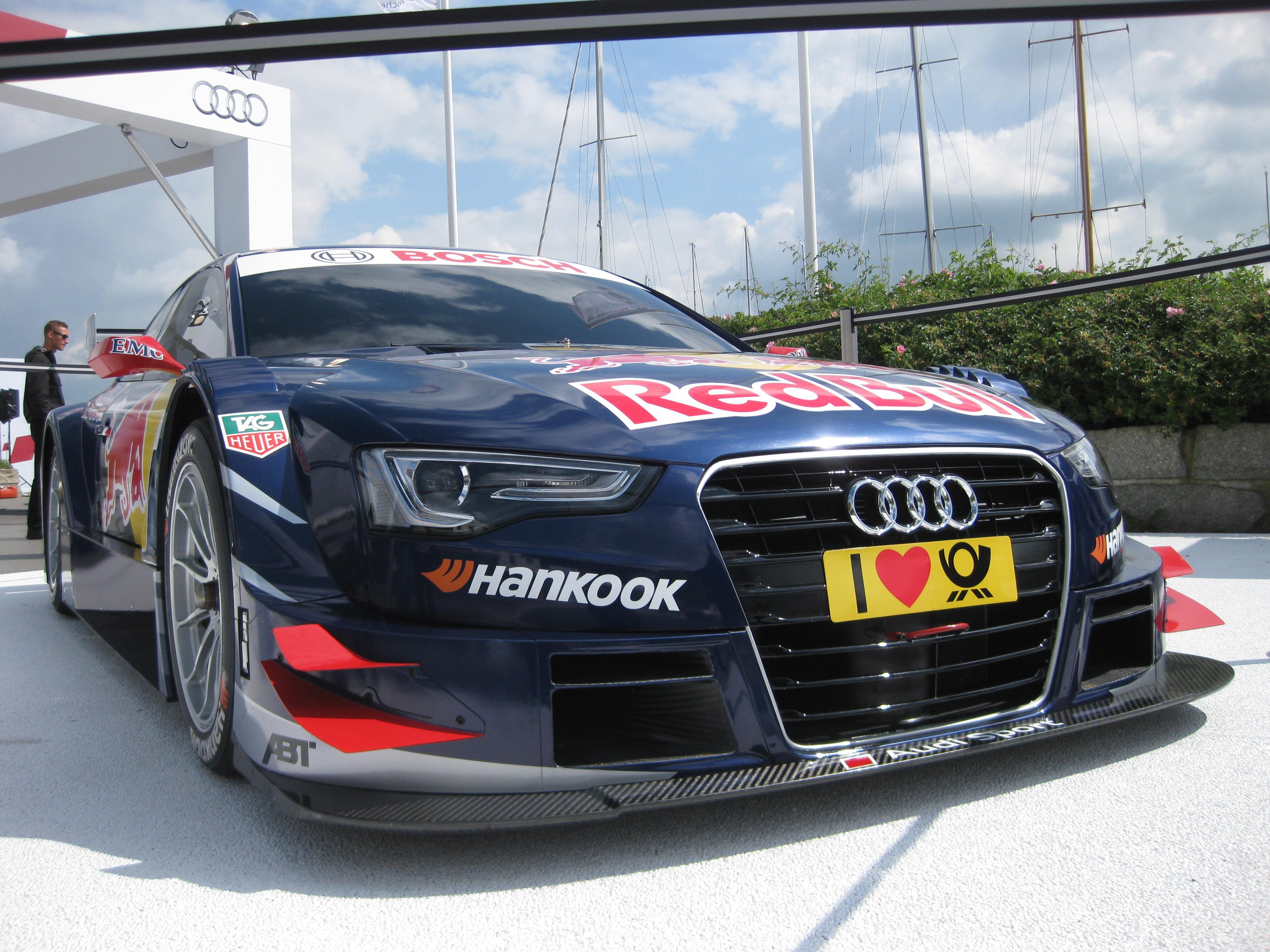 Audi A5 DTM #