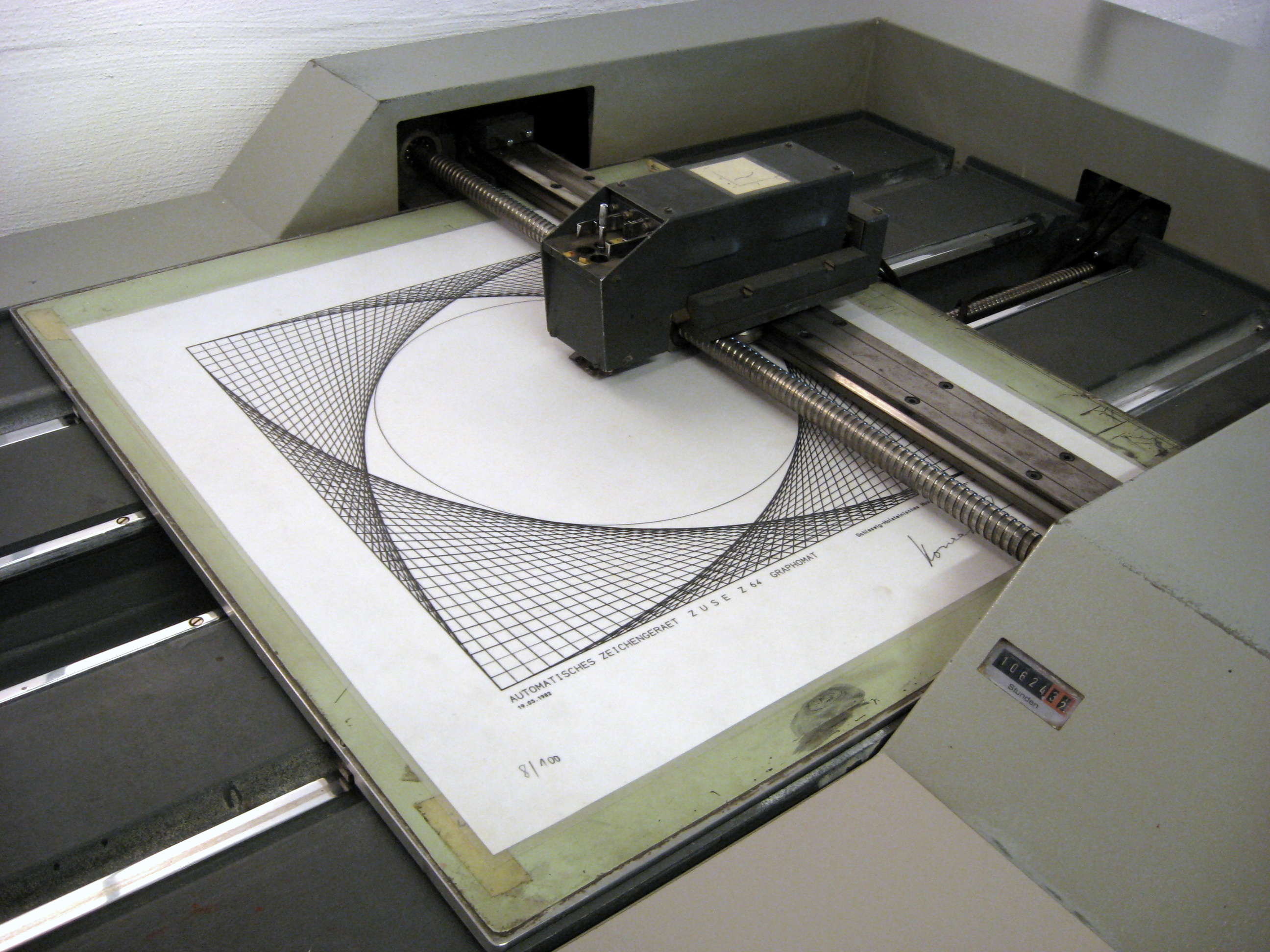 Plotter on Number Lines To Print