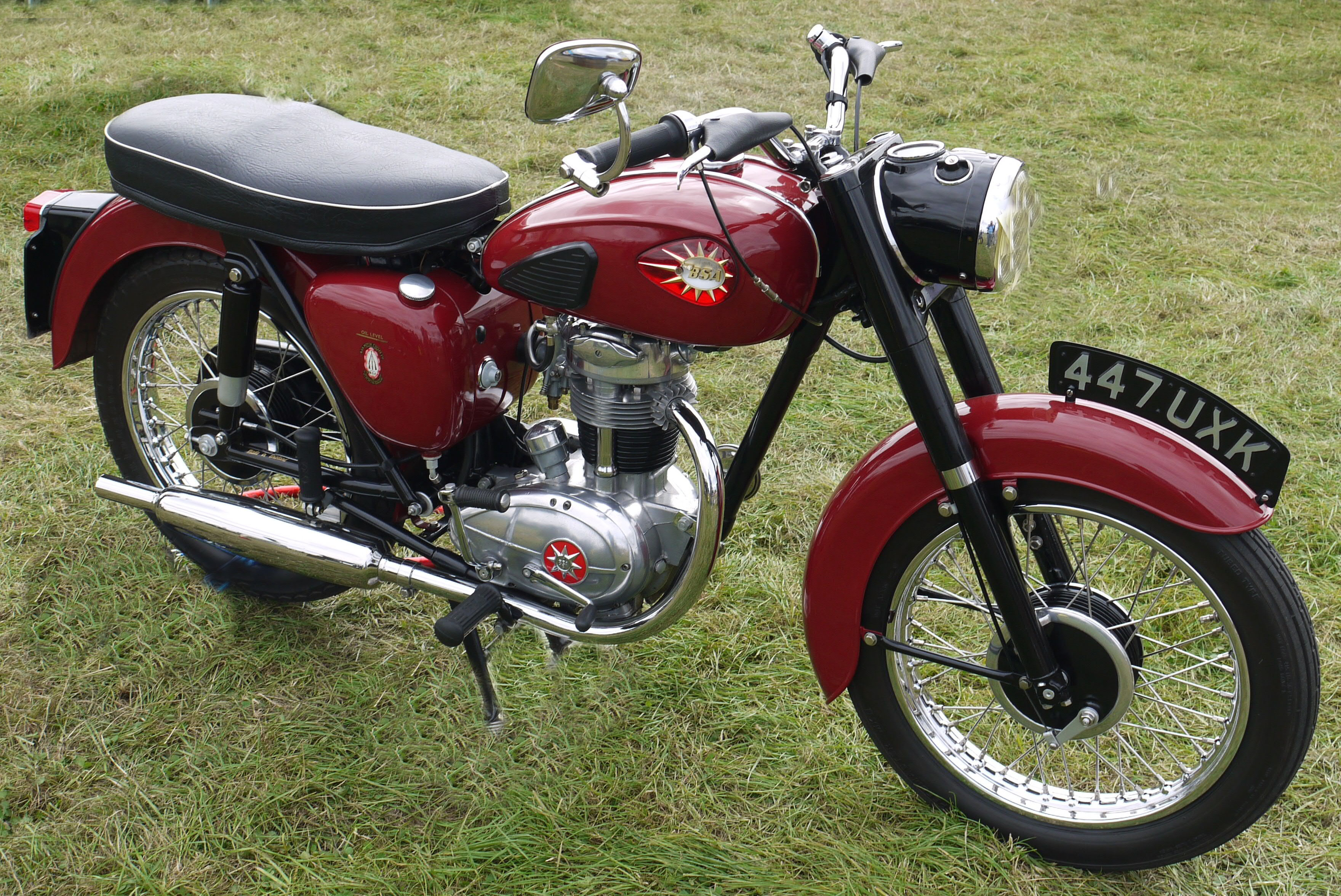 BSA C15 250cc 1960 - Flickr - mick - Lumix(1).jpg