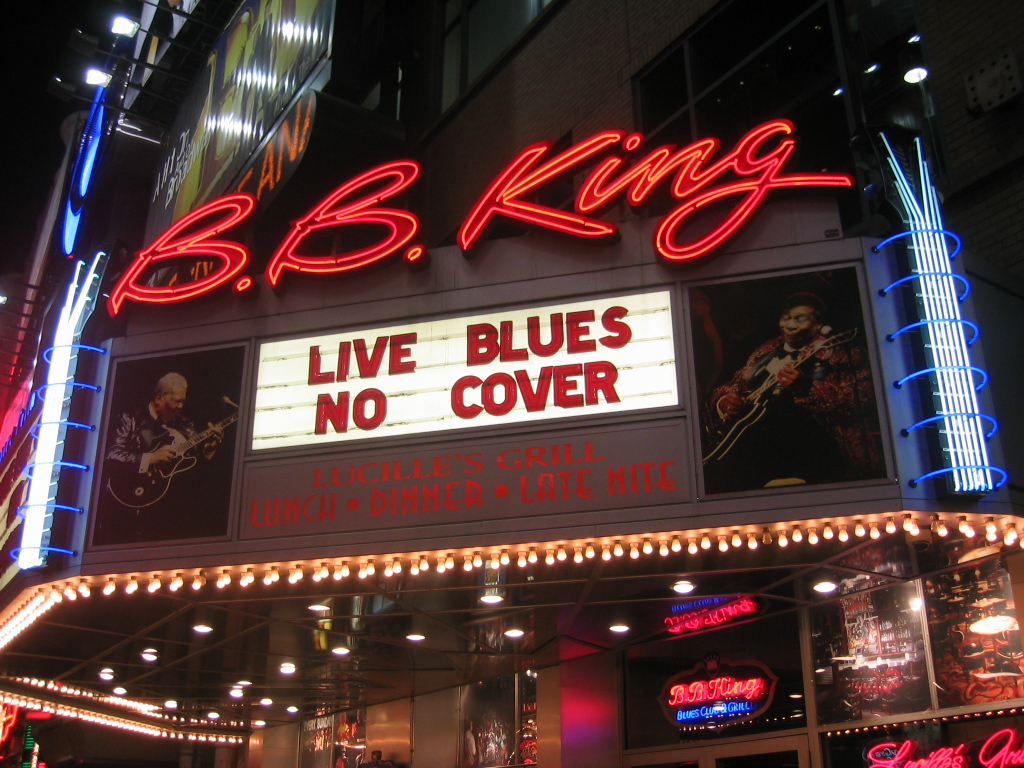 Bb King New York Restaurant