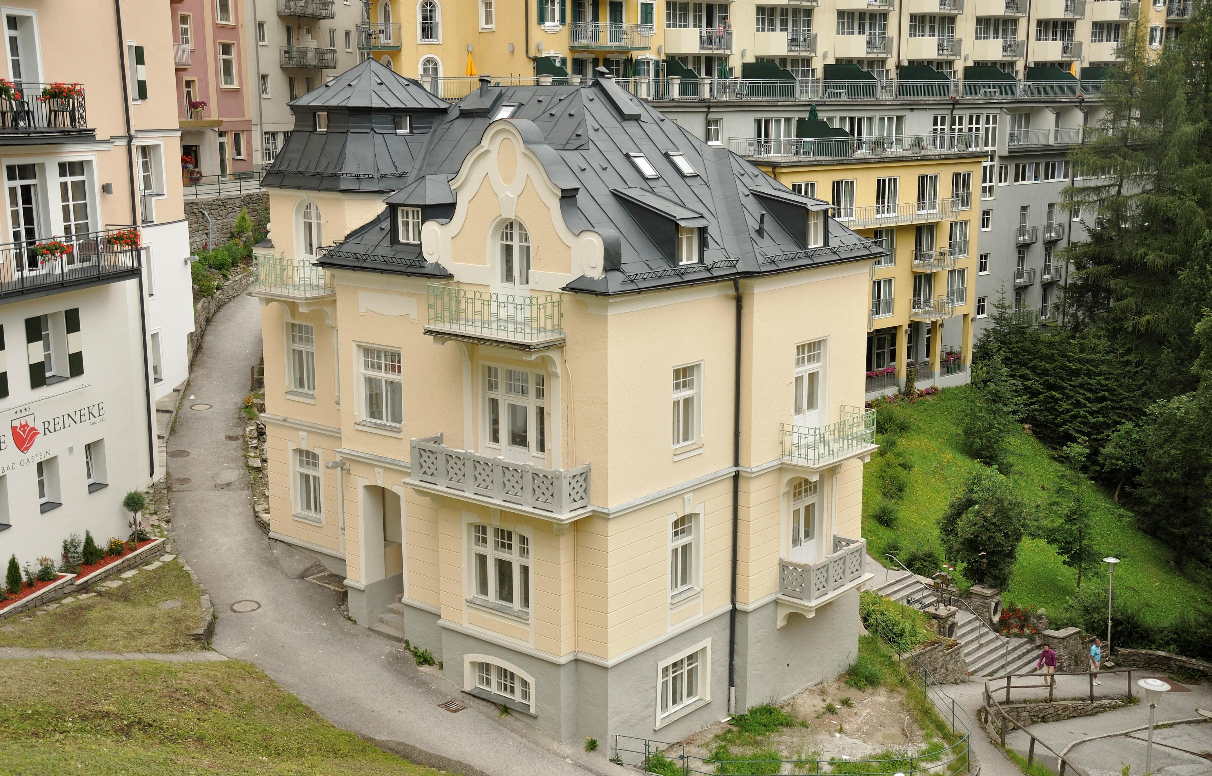Laufhaus Bad Hofgastein Frau