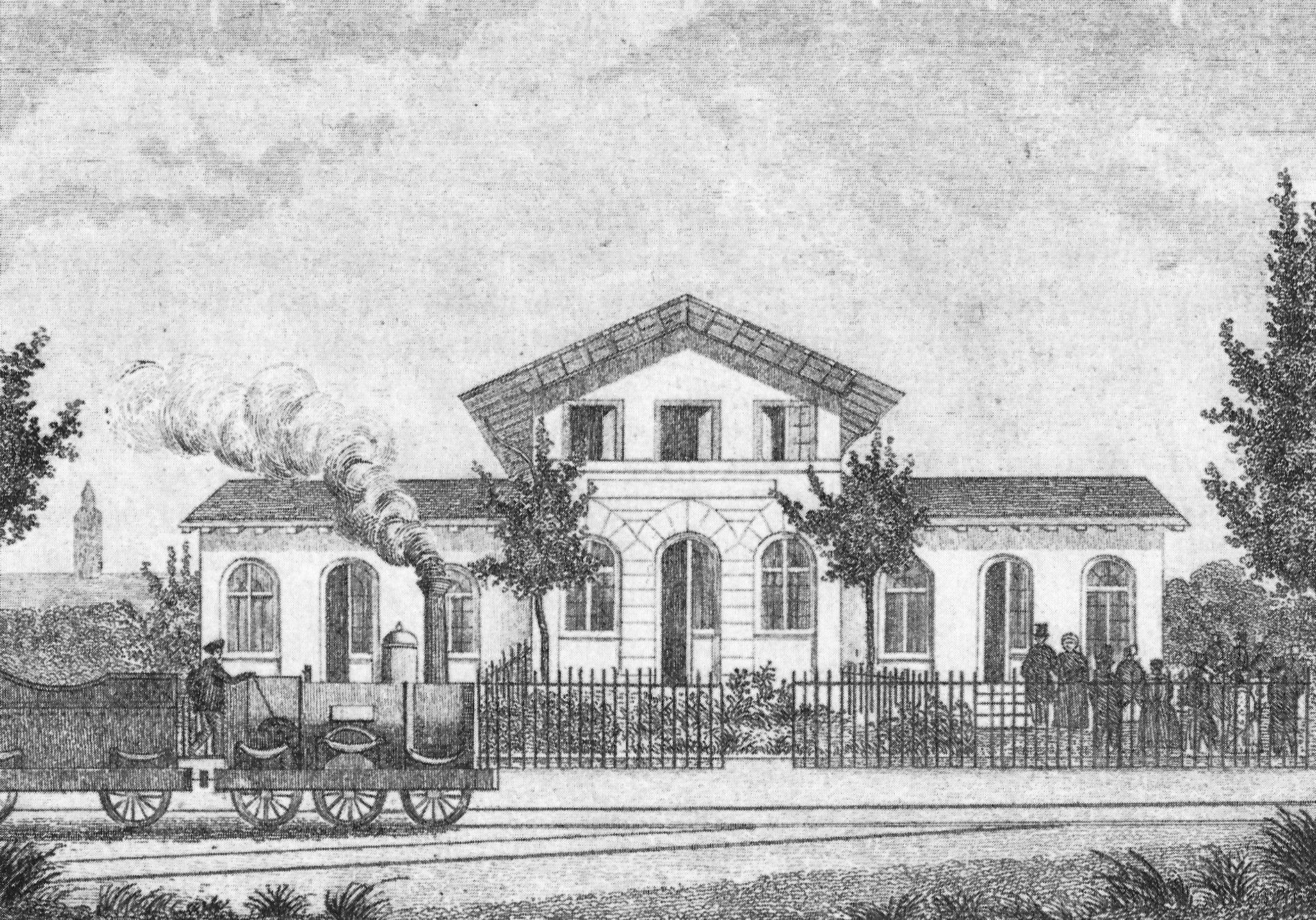 File:Bahnhof Höchst 1839.jpg