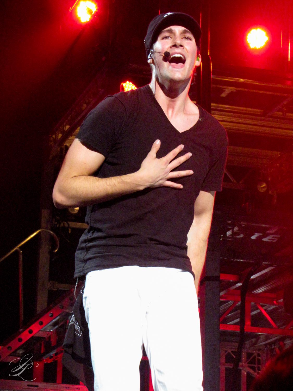 James Maslow - Wikiped... Justin Timberlake
