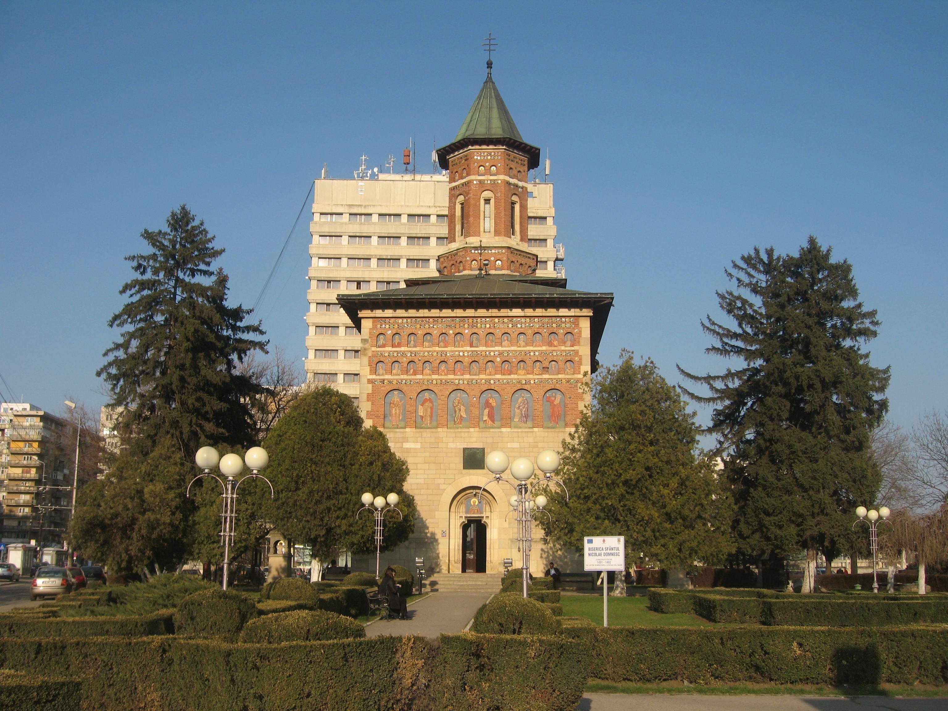 Biserica Sfântul Nicolae Domnesc din Iași