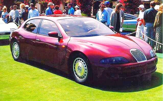 Bugatti Eb Sedan Door on Bugatti Veyron Engine