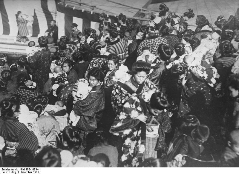 File:Bundesarchiv Bild 102-10934, Japan, Schöheitswettbewerb für Babys.jpg