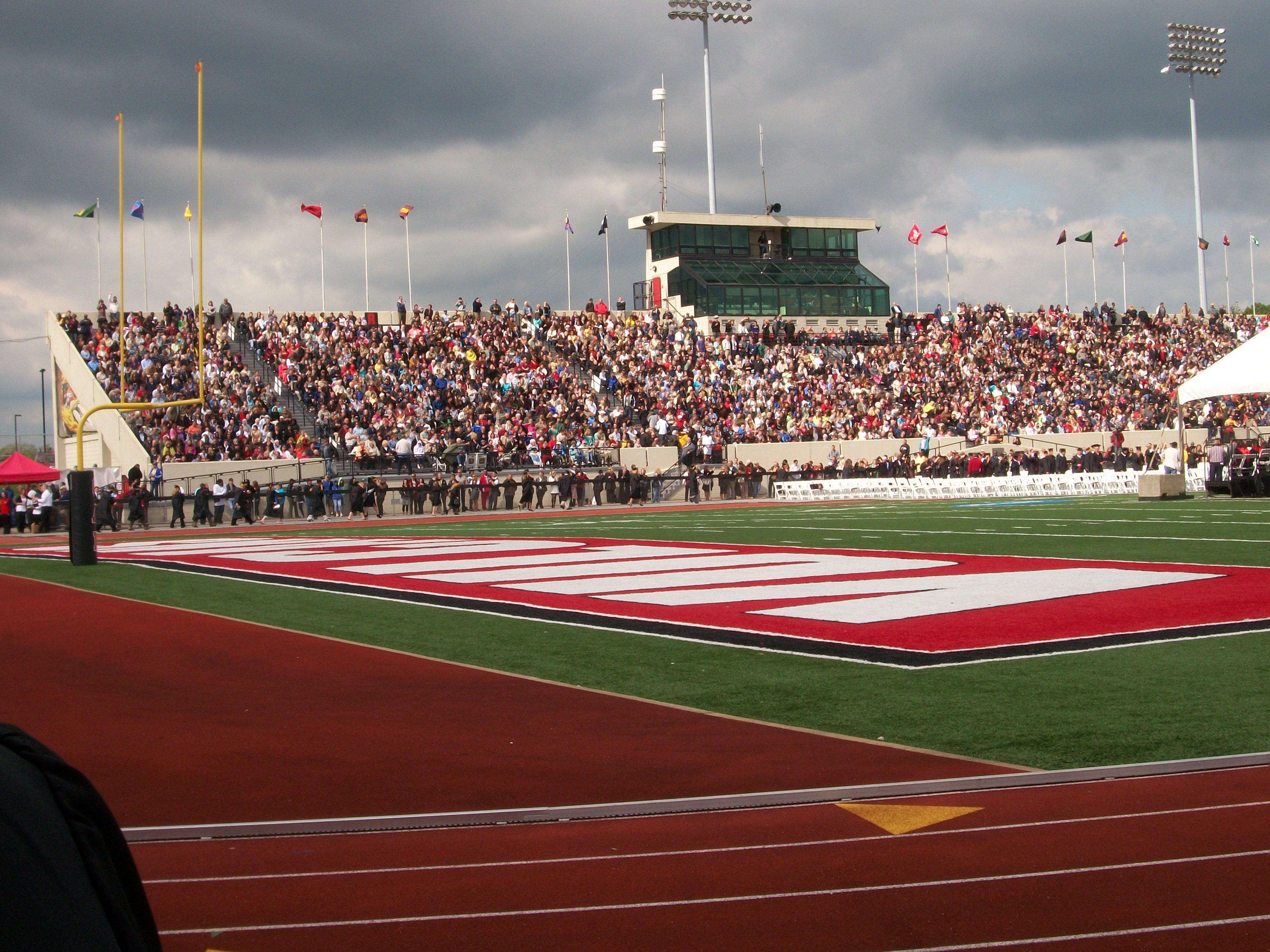 Hepner Bailey Field At Adamson Stadium Wikipedia