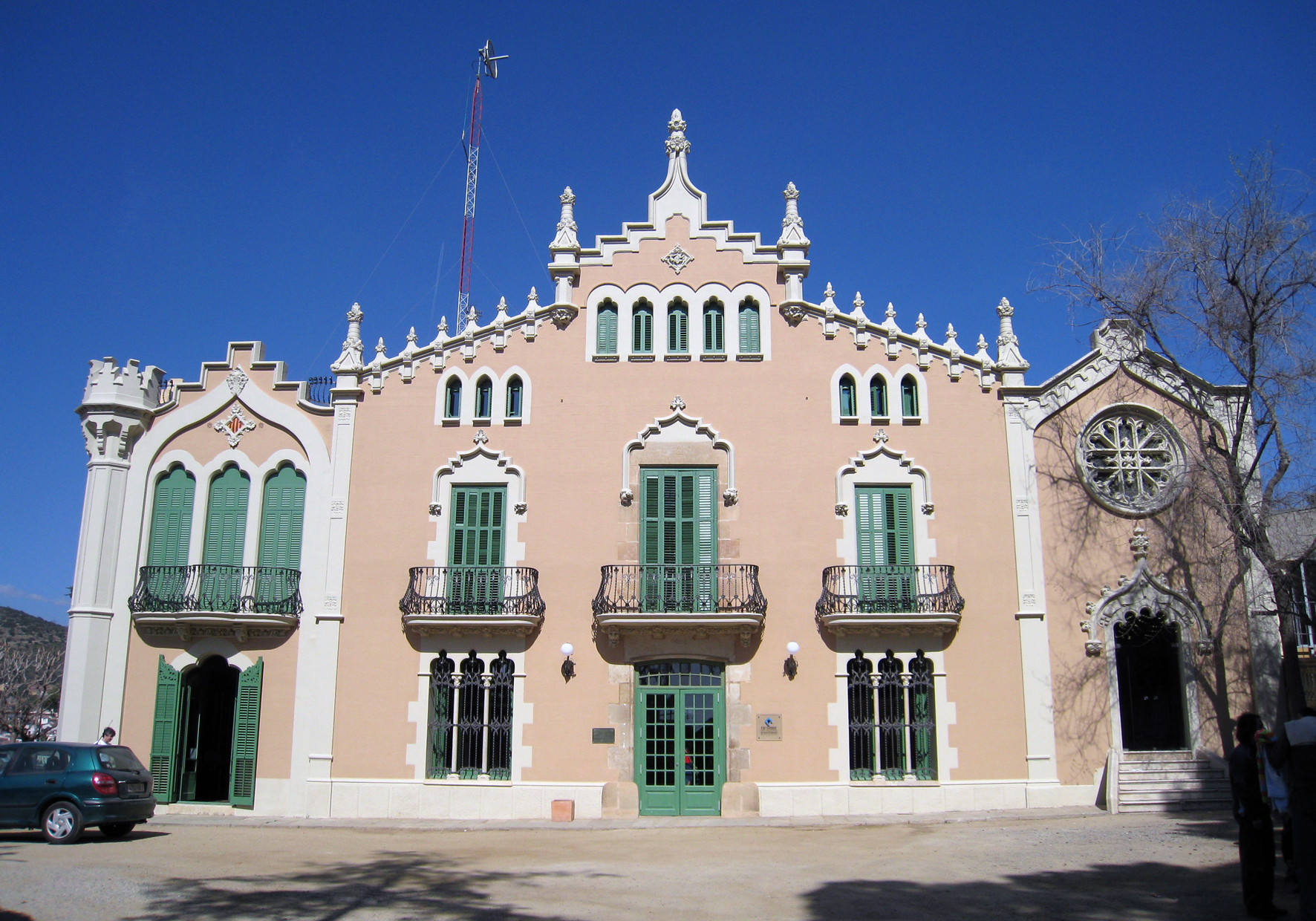 Sant Just Desvern Spain  city photos : Can Ginestar Sant Just Desvern Wikimedia Commons
