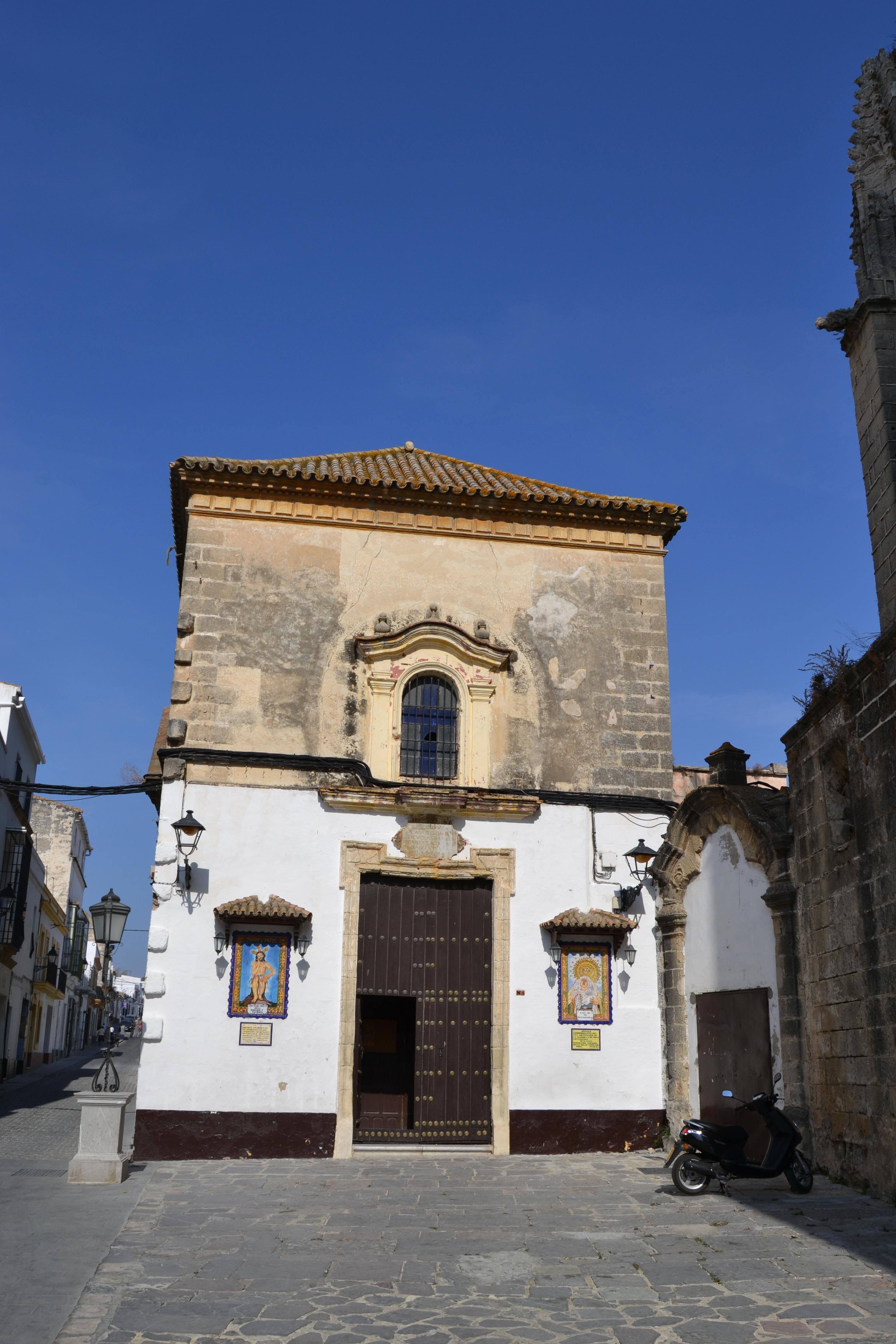 File capilla de la aurora 001 el puerto de santa mar a - El puerto santa maria ...