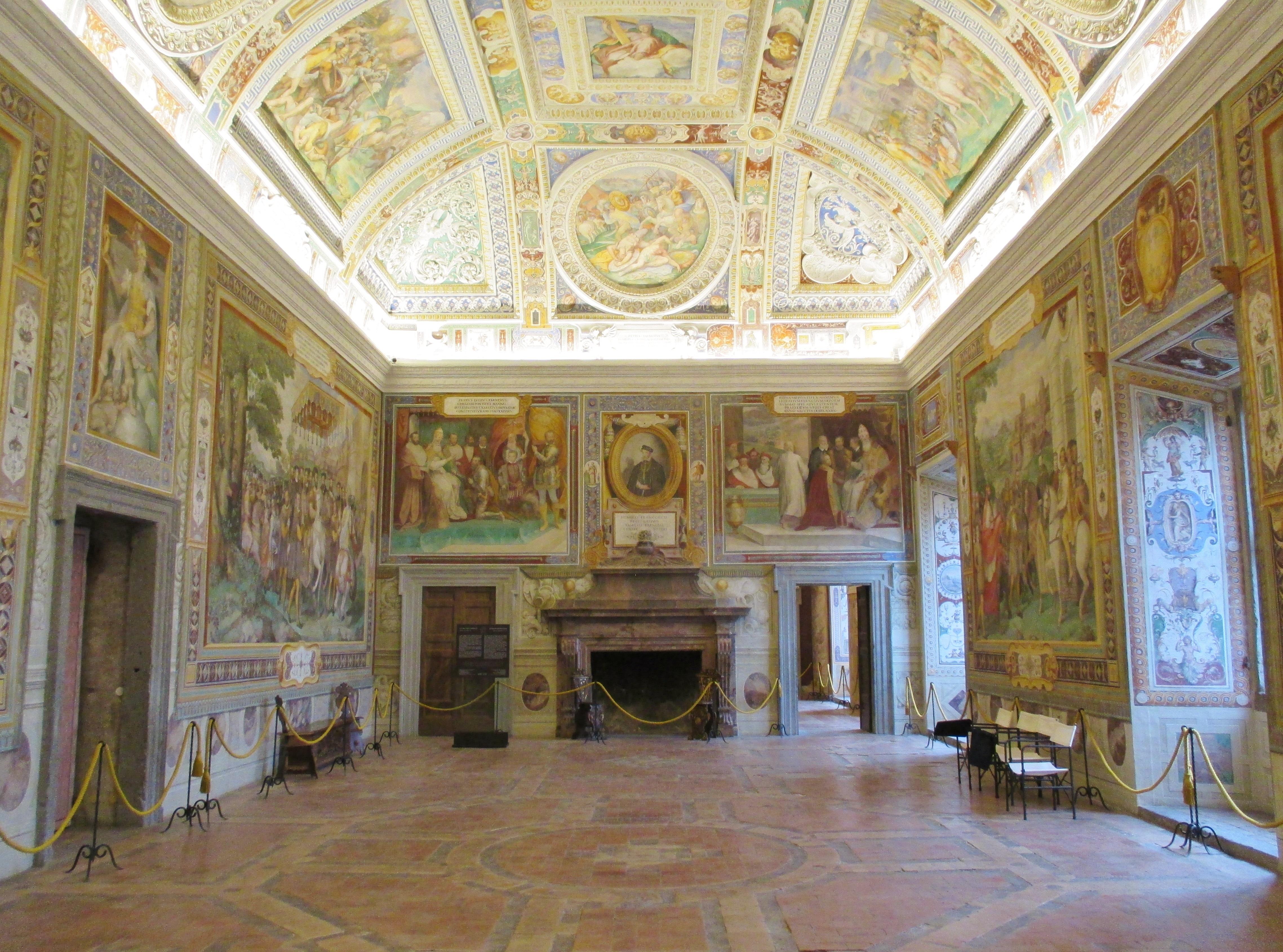 Villa Dei Farnese Roma