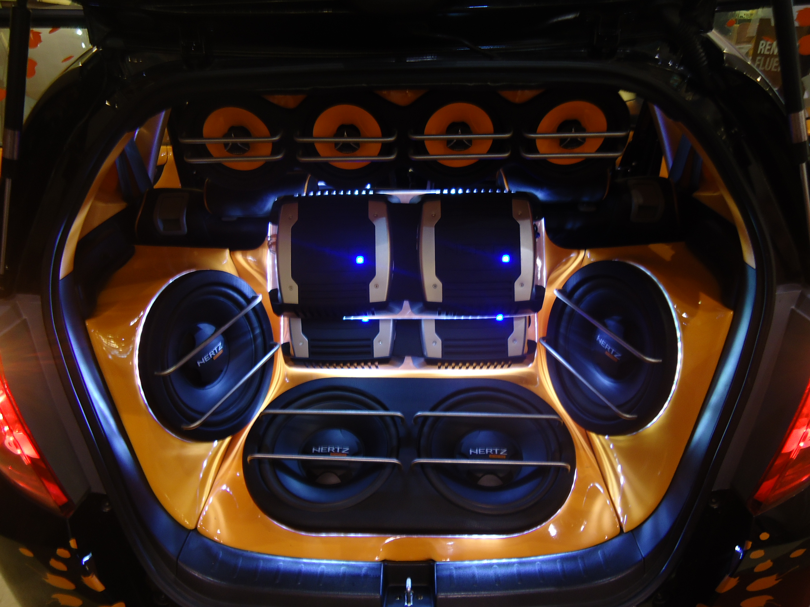 File:Car Audio System Fitted in Honda Jazz.JPG - Wikipedia, the free