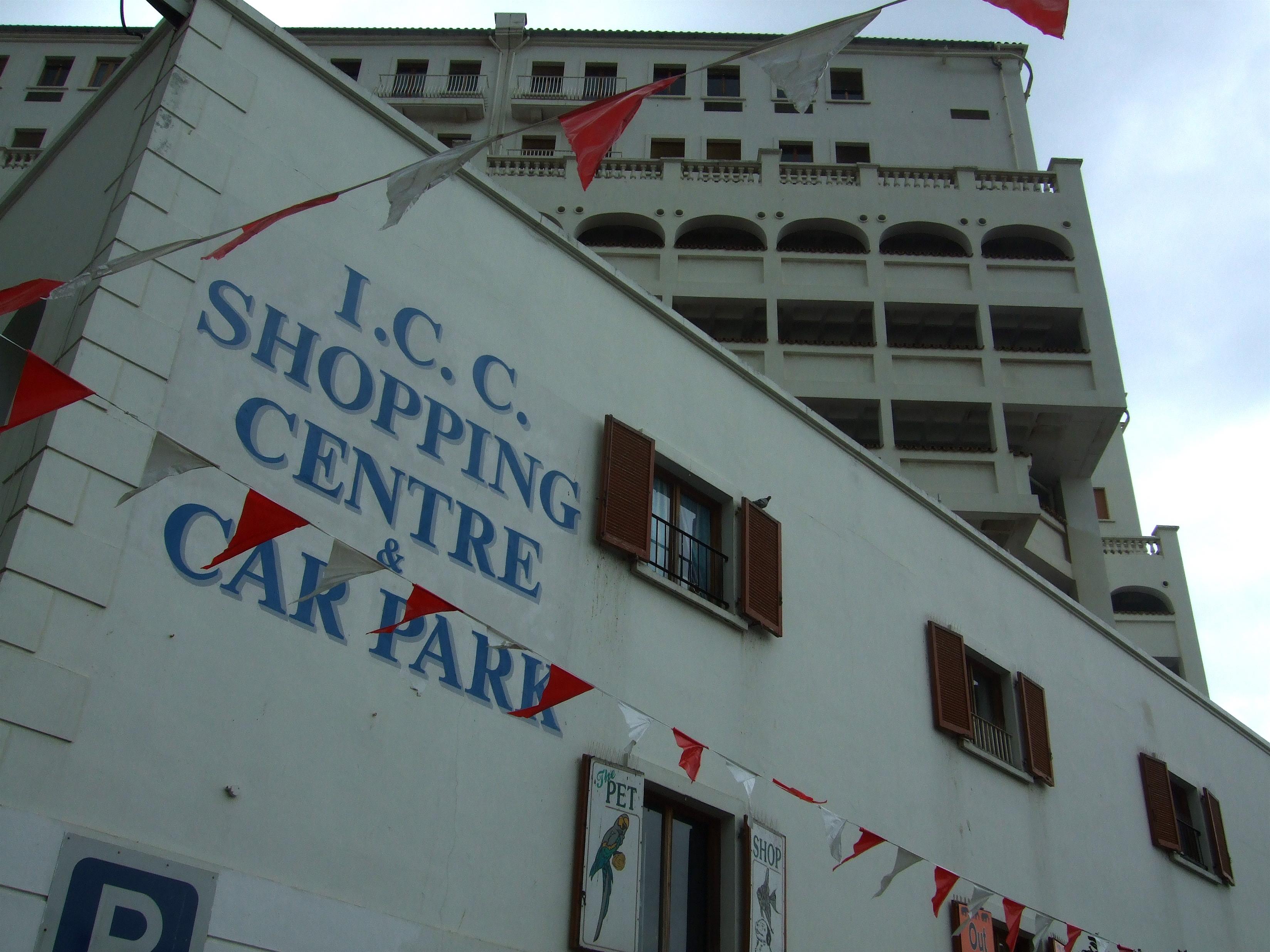 The Square Shopping Centre Car Park