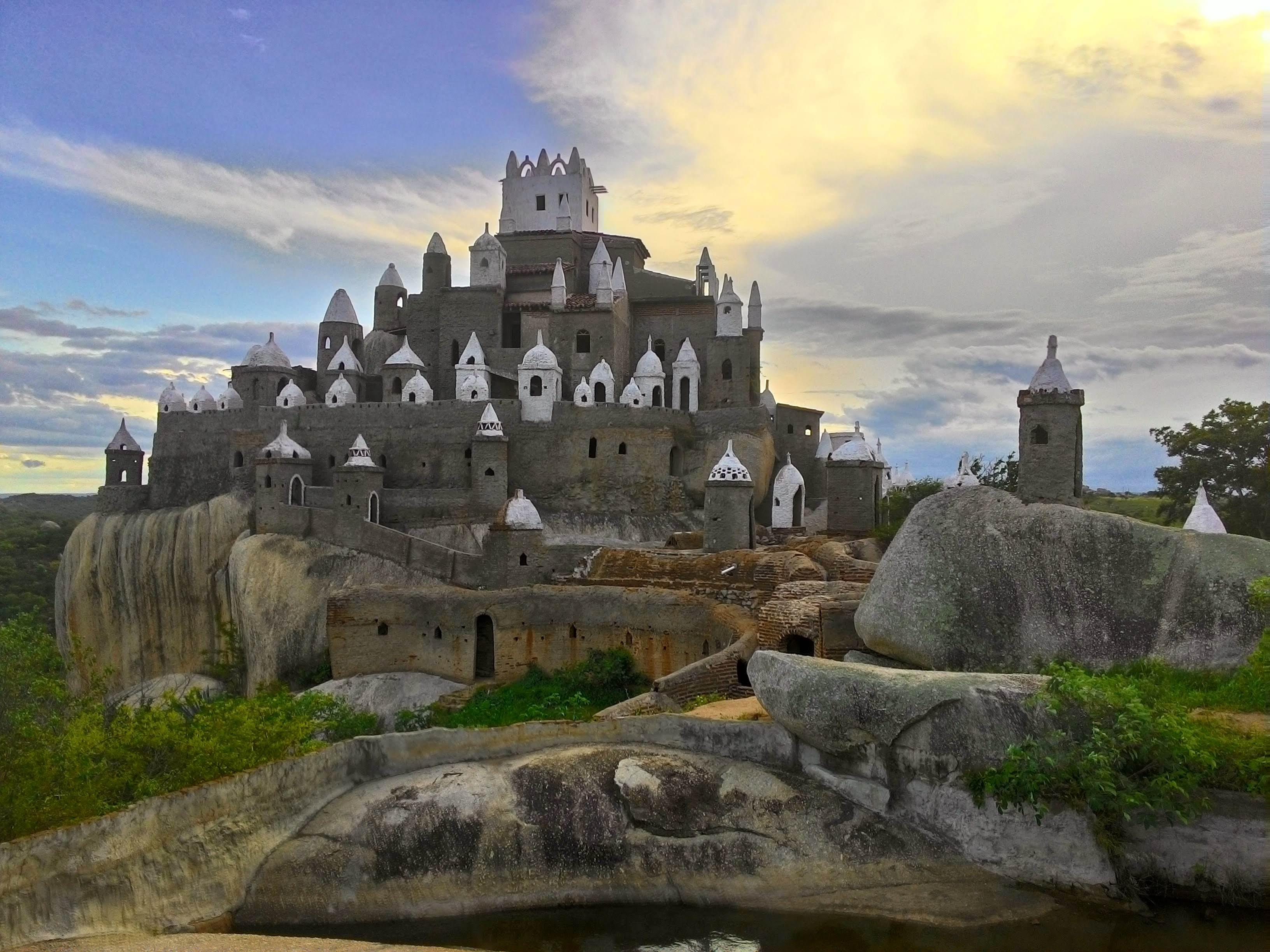 Resultado de imagem para Castelo Zé dos Montes em Sítio Novo/RN