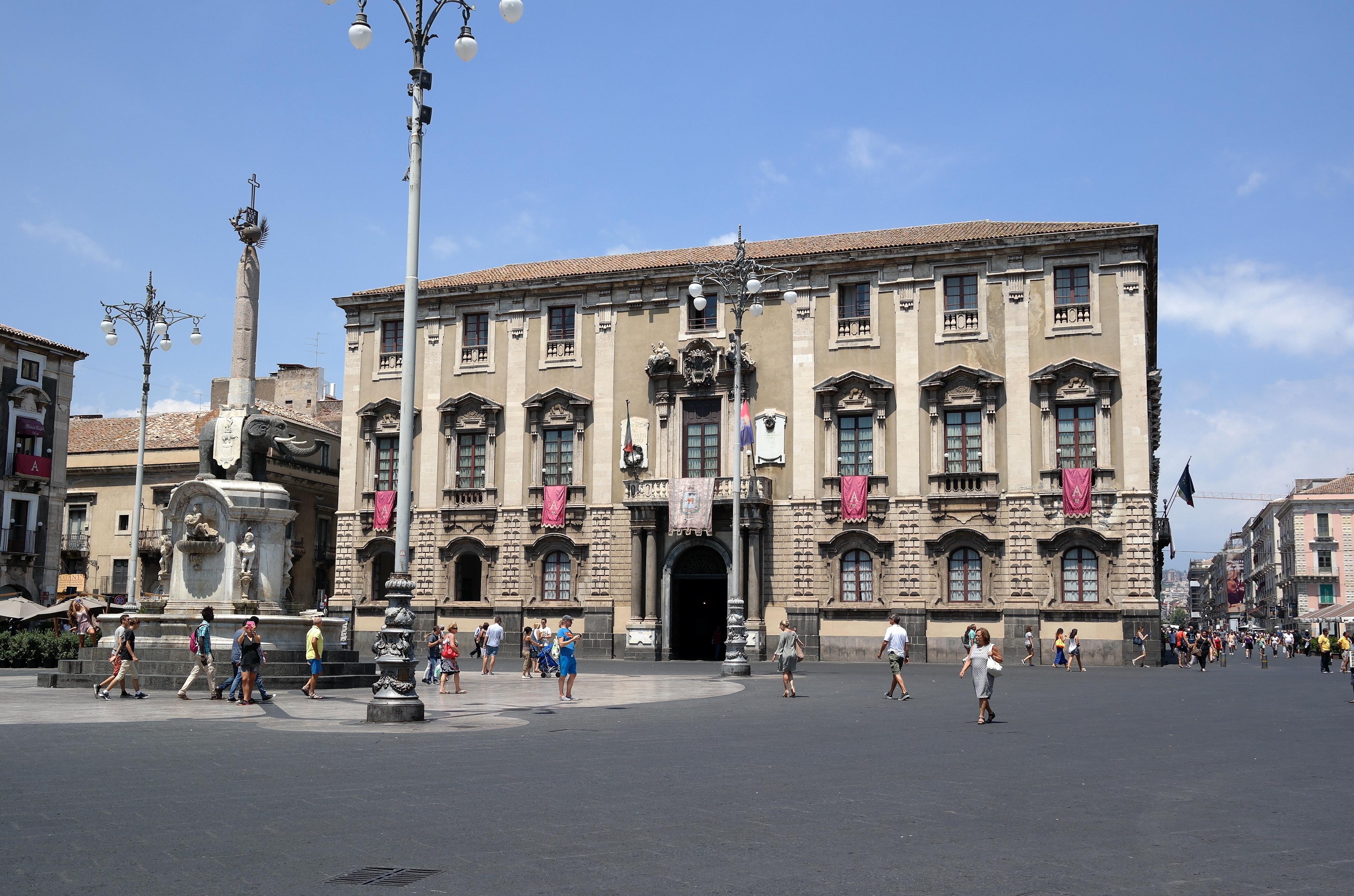 Piazza Del Duomo Catania Wikiwand