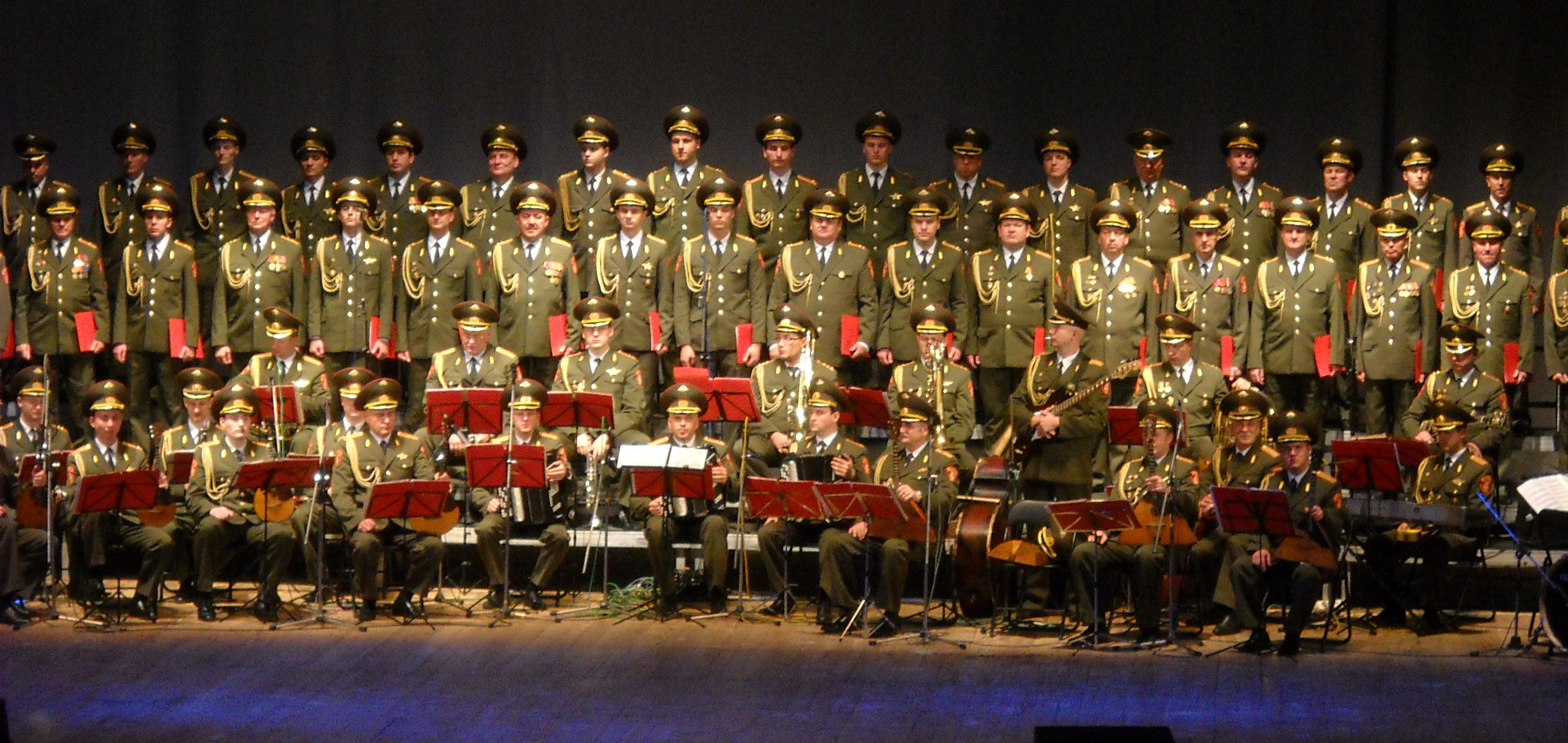 Alexandrov Ensemble choir - Wikipedia