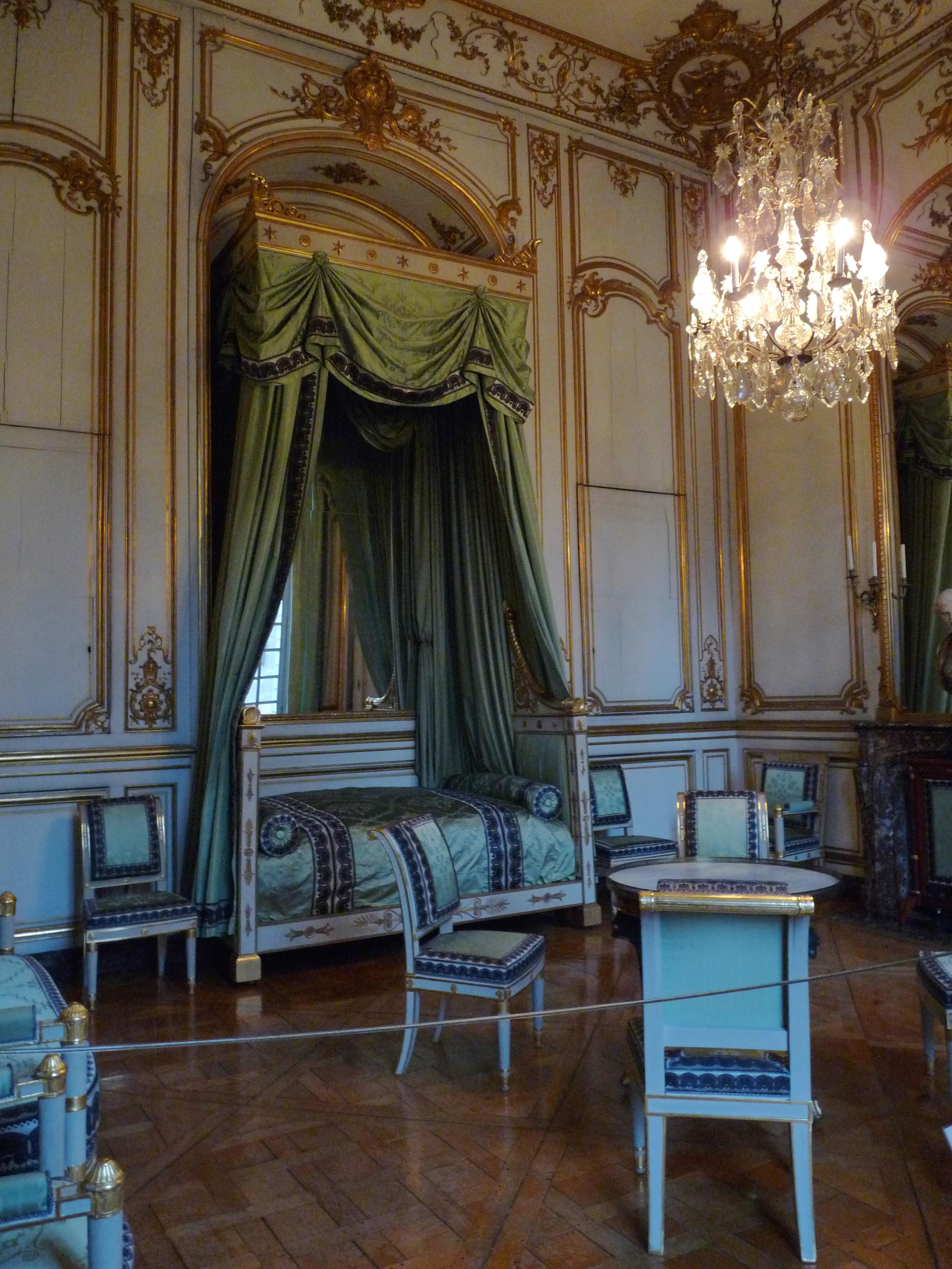 Decoration Simple Chambre Fille : FileChambre à coucher de Napoléon IerPalais RohanStrasbourg (3