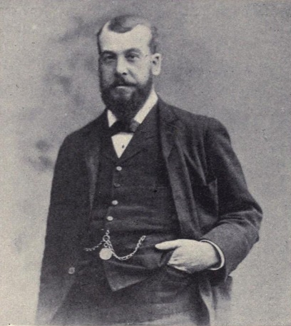 English: Photograph of Charles Cruft