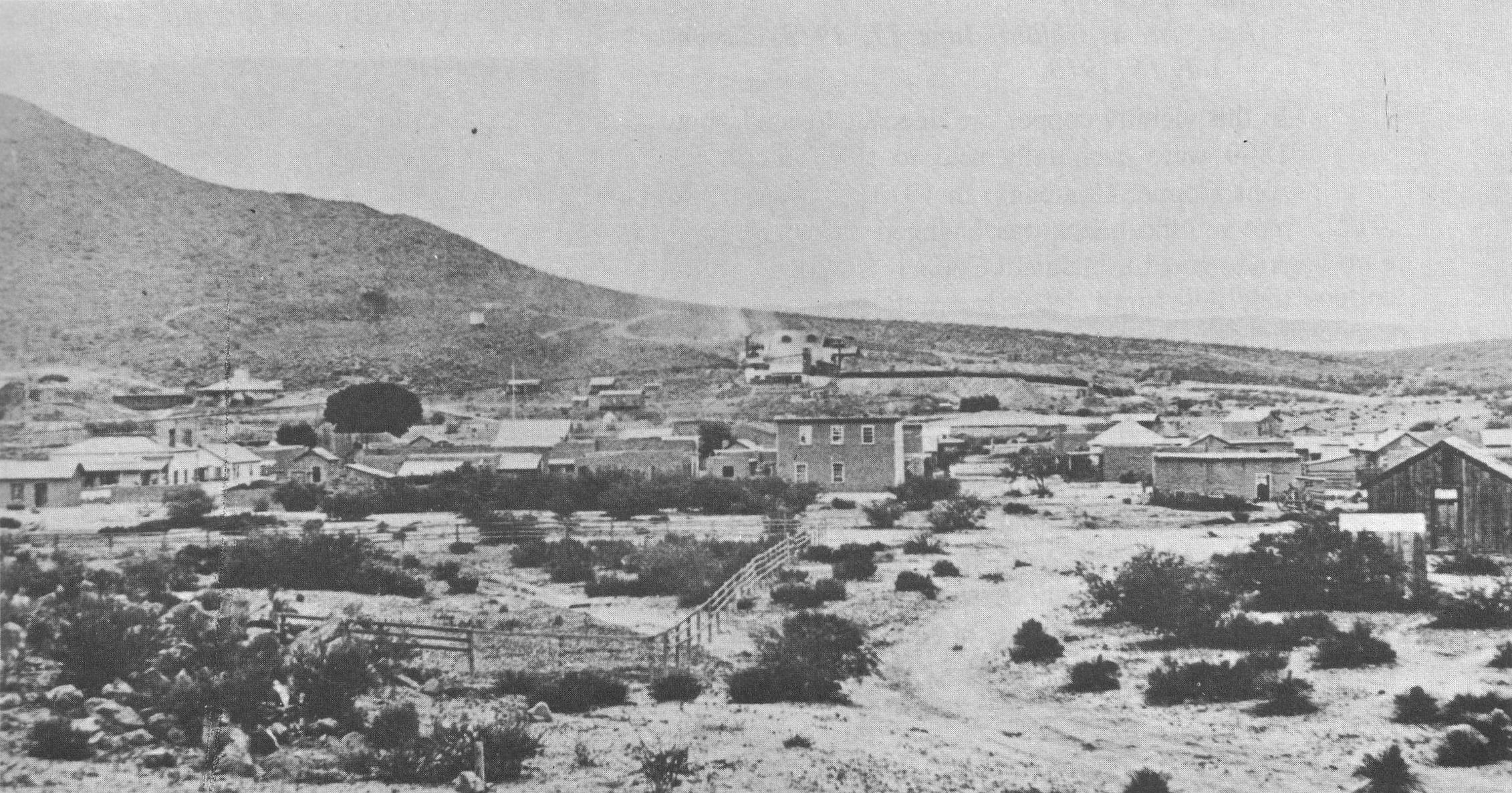 Alberta Mining Company Silver City New Mexico