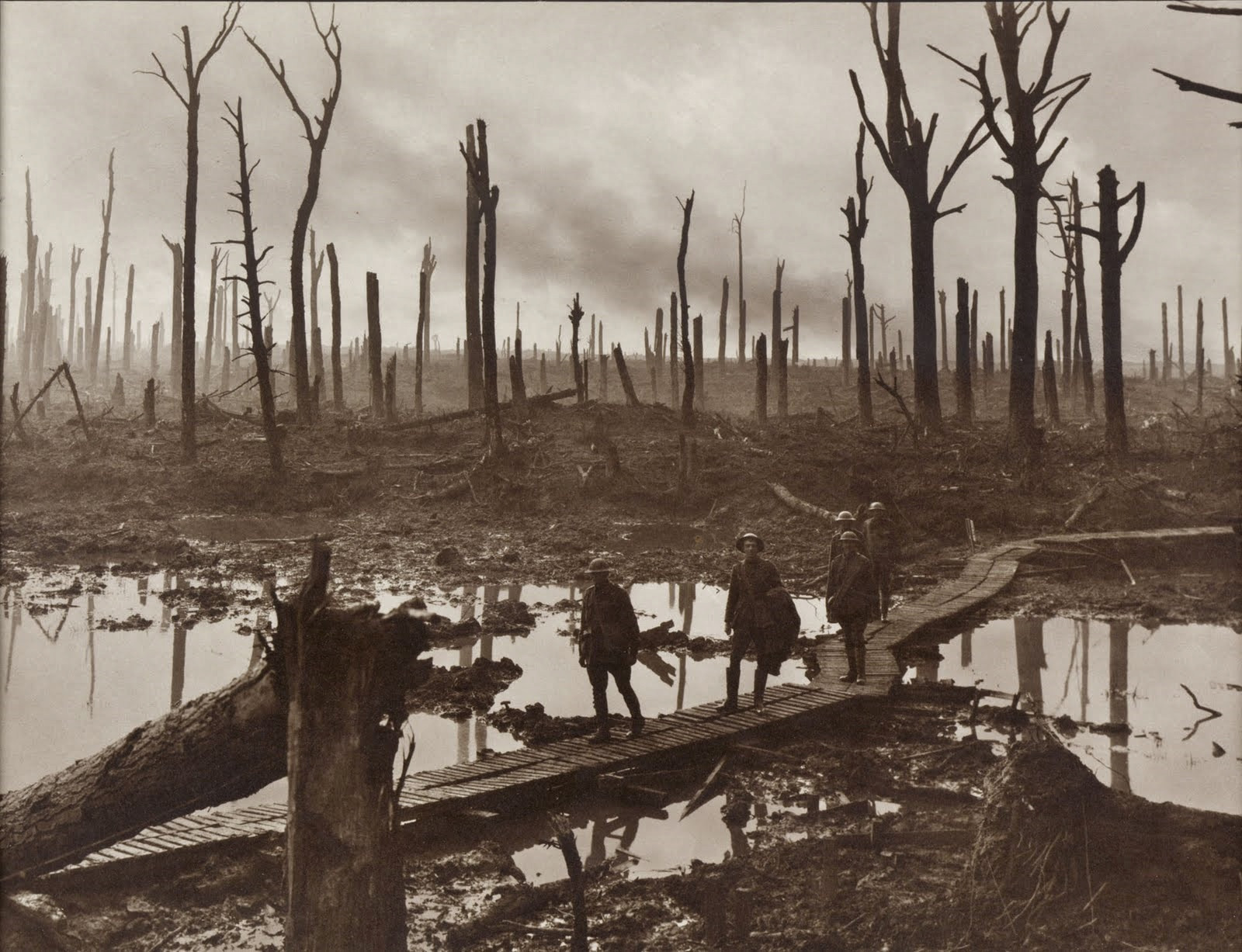 Image result for ww1 drowning horse