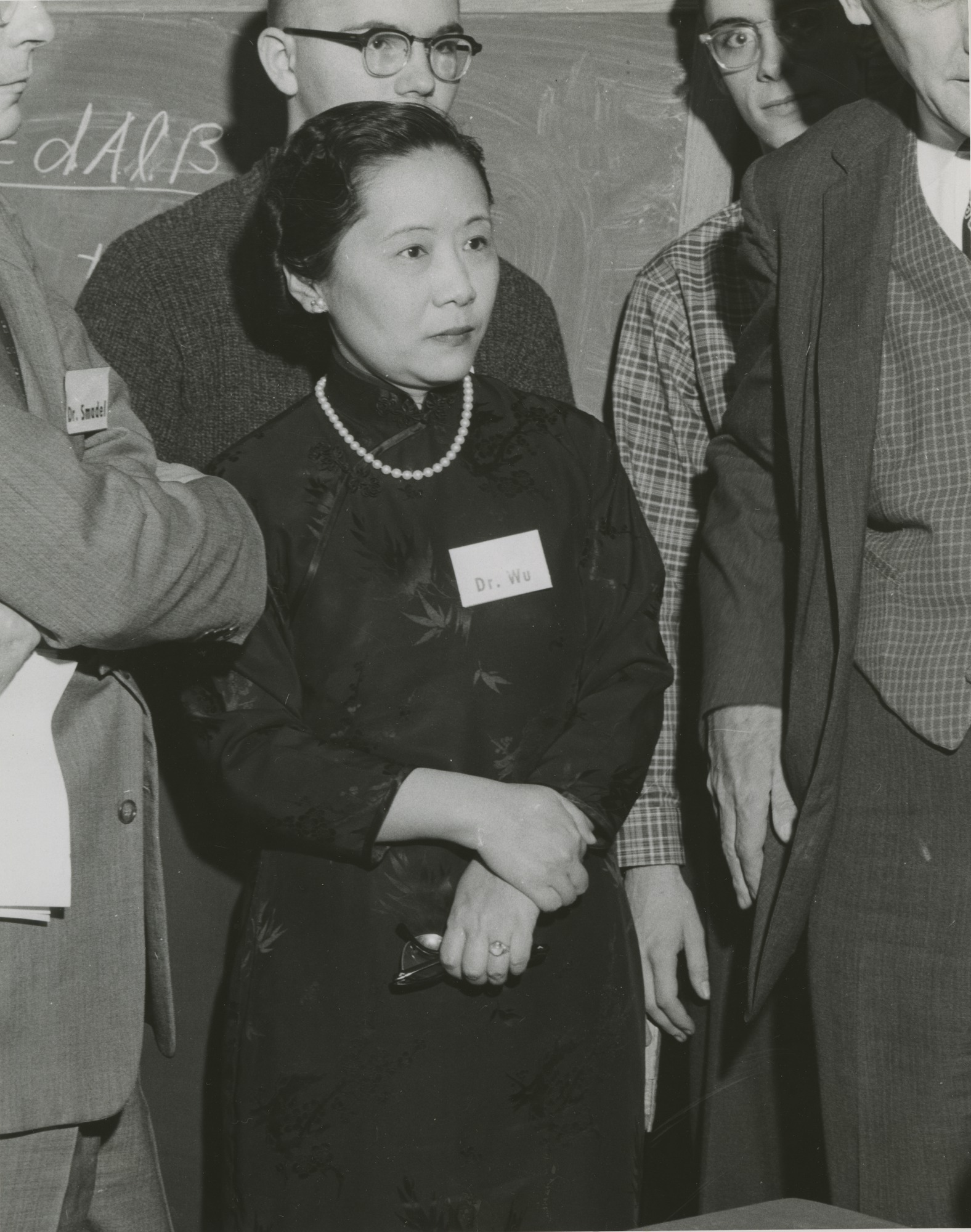 Image of Chien-Shiung Wu