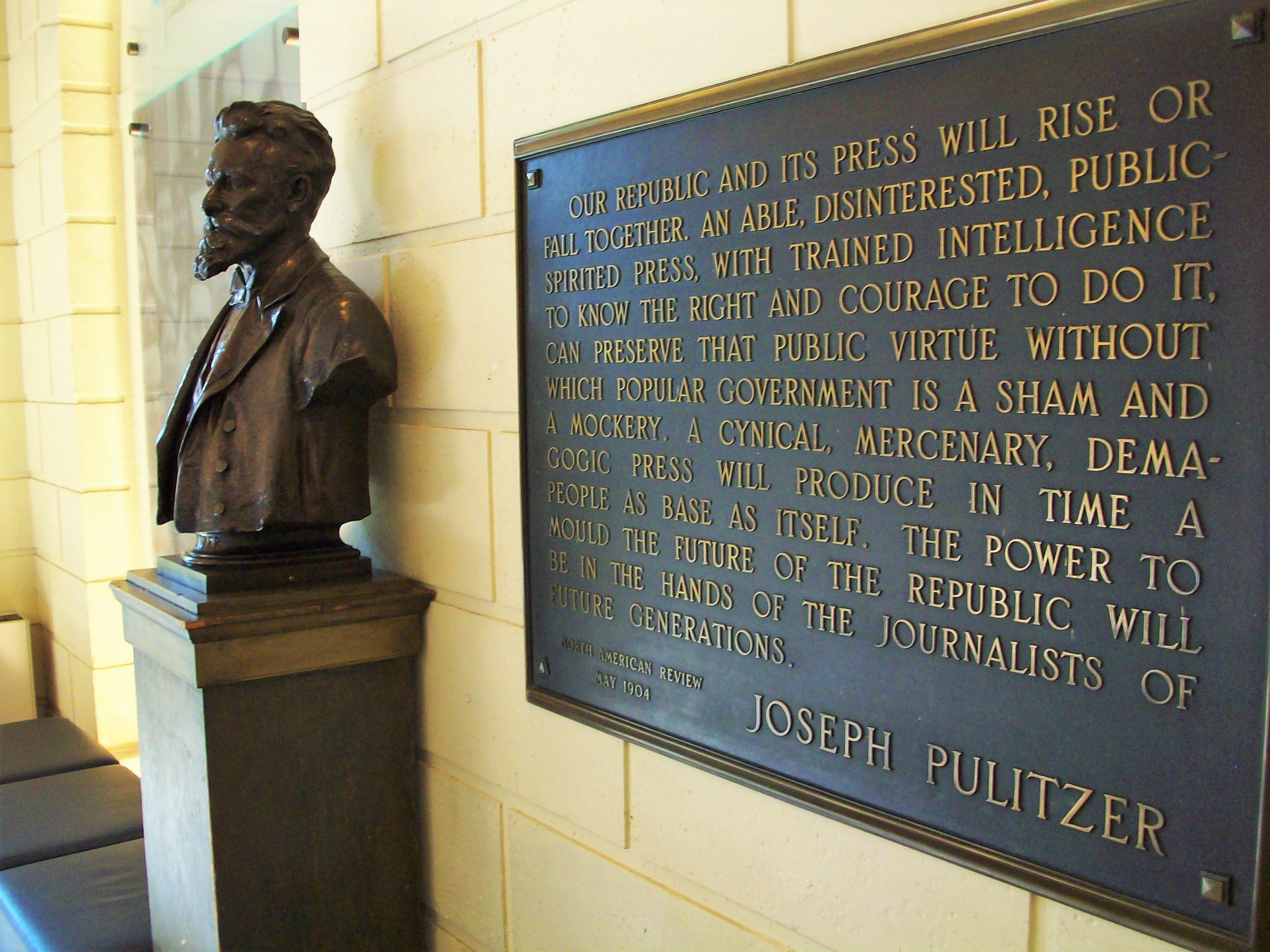 Statement of Purpose to the Columbia University Graduate School of Journalism
