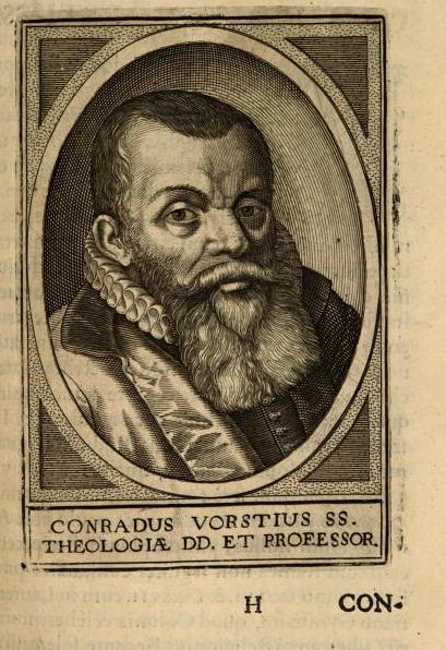 Conradus Vorstius