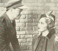 Constance Worth and Vinton Hayworth