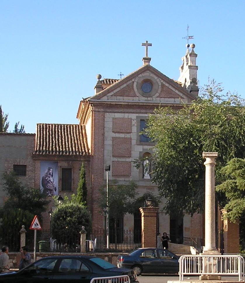 26 DE NOVIEMBRE.......... VALDEPEÑAS (Ciudad Real) Convento_de_los_Padres_Trinitarios_S._XVI._Valdepe%C3%B1as